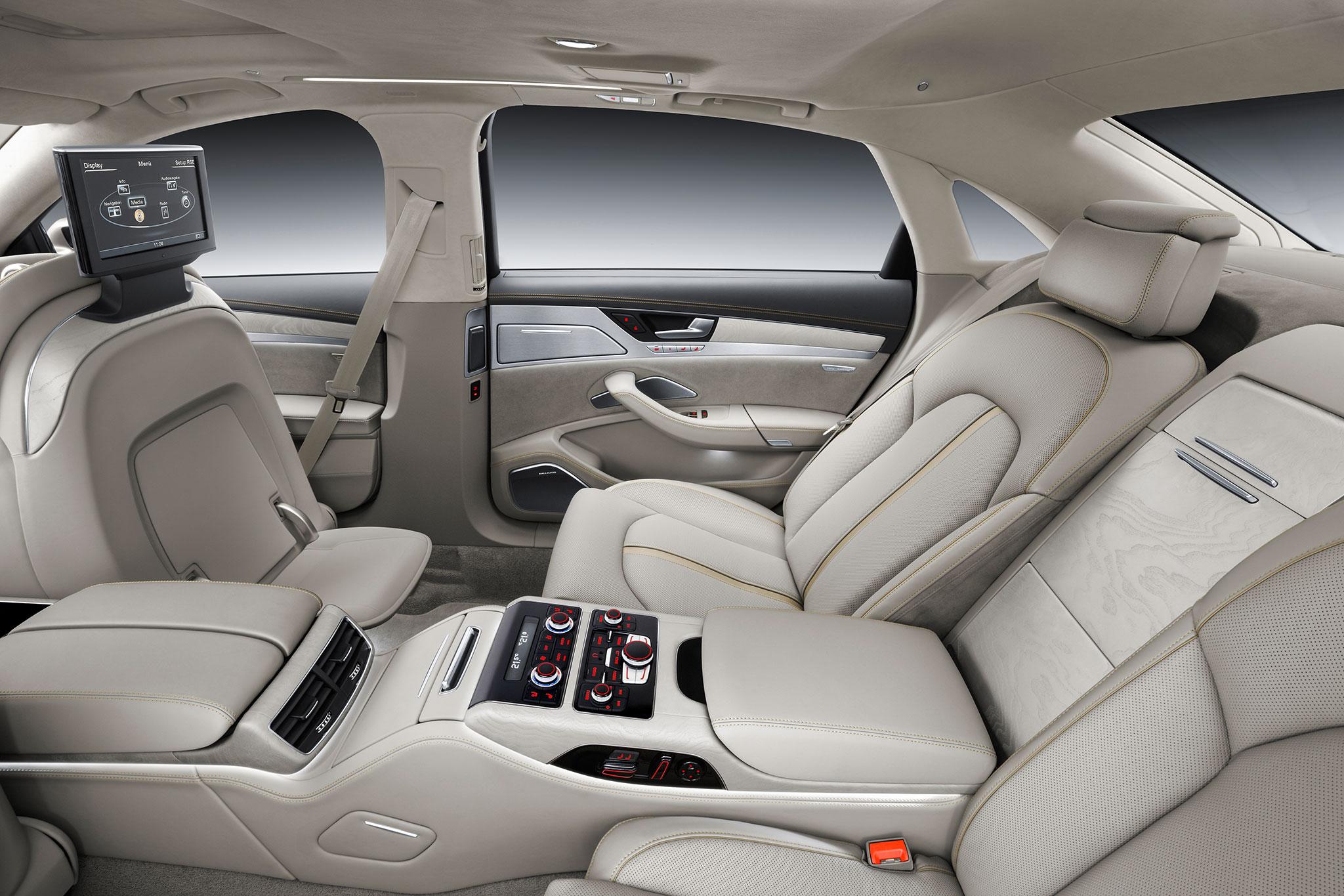 2015 Audi A8 L W12 Quattro