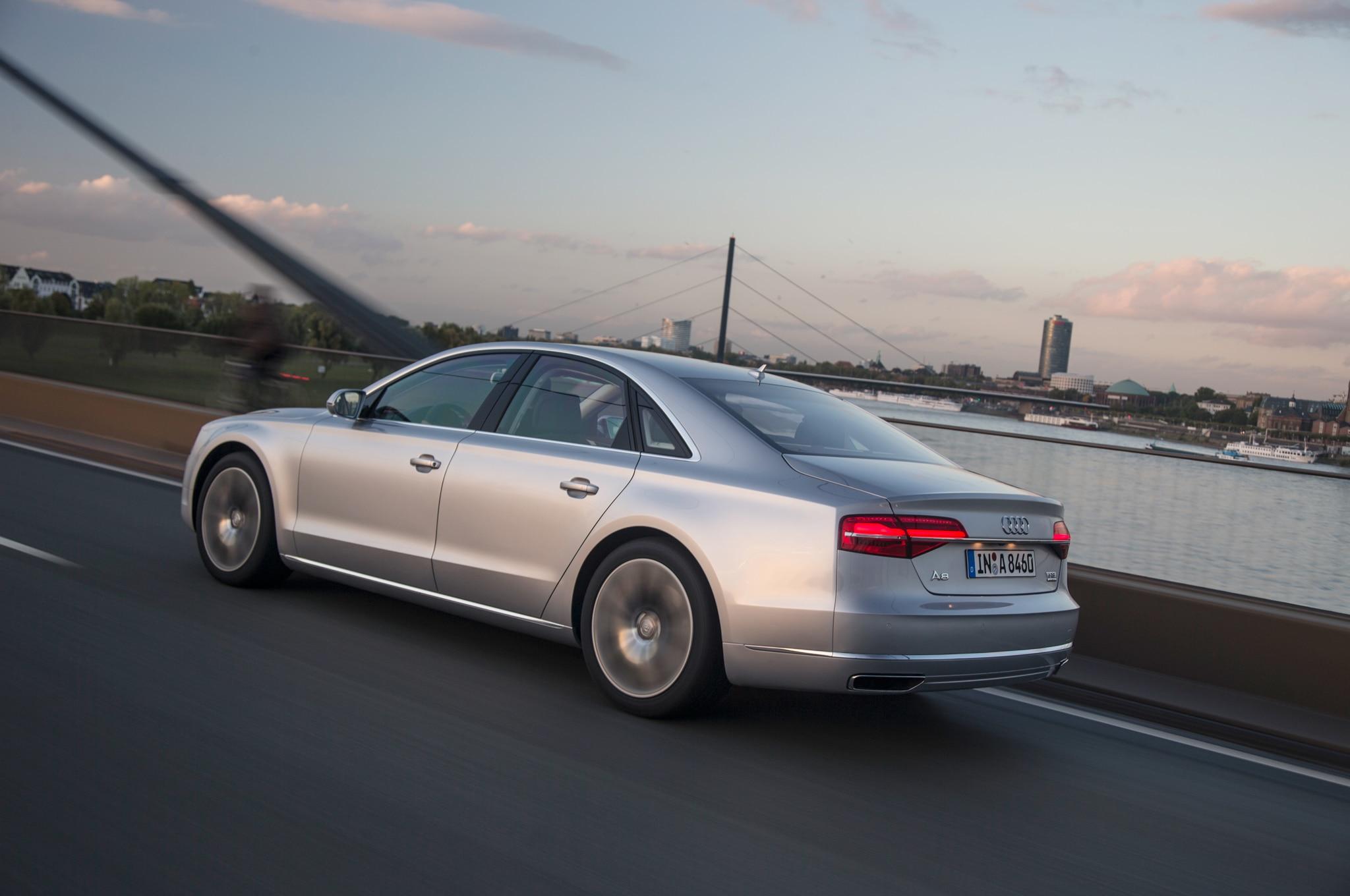 2015 Audi A8 First Look Automobile Magazine