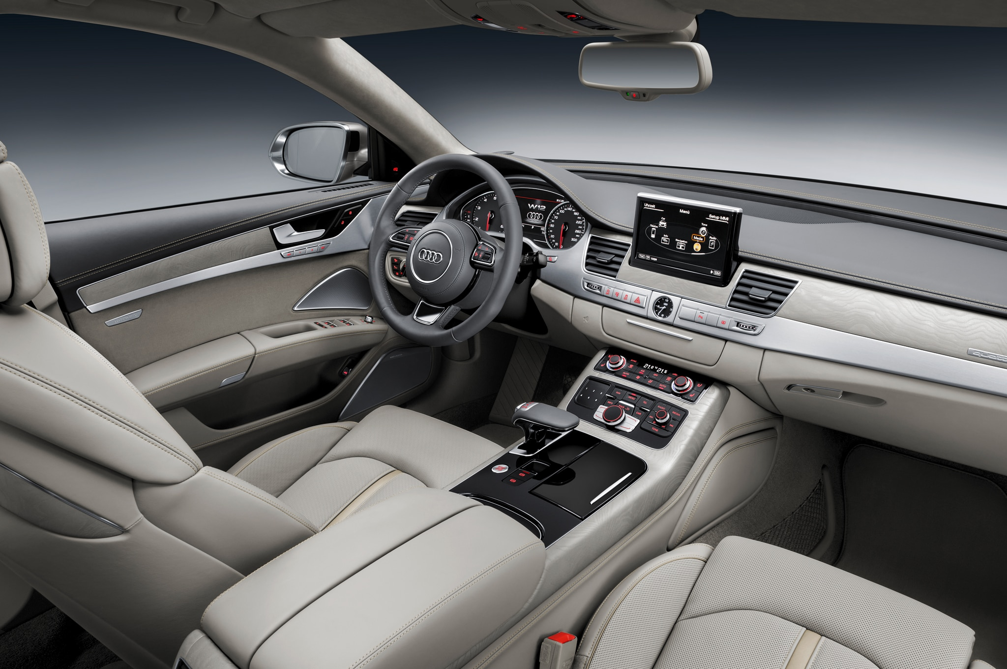 2015 Audi A8 First Look - Automobile Magazine