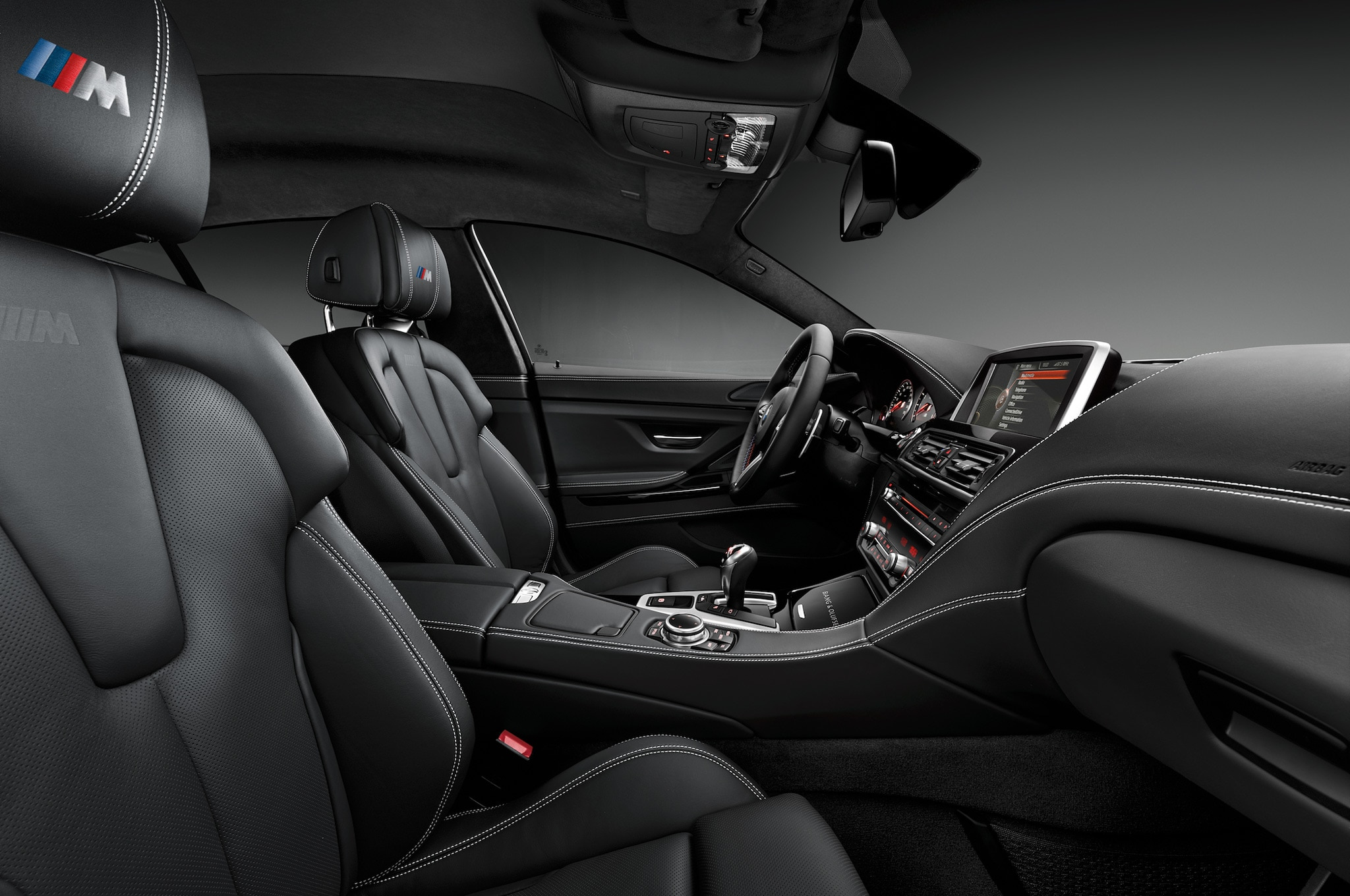 2015 BMW 6 Series Bang Olufsen Individual Edition Interior From Passenger Side