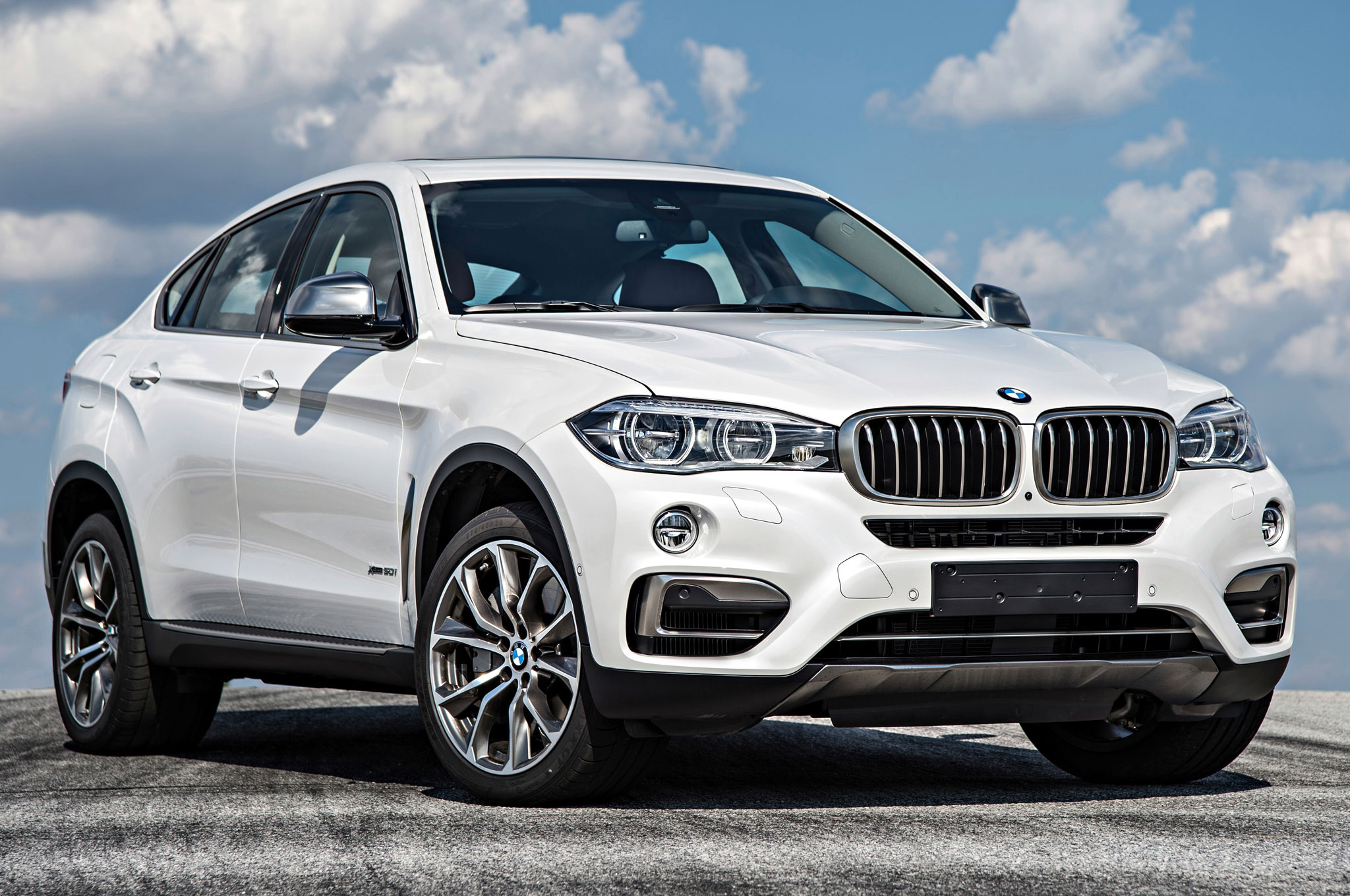 2015 Bmw X6 Xdrive50i Review
