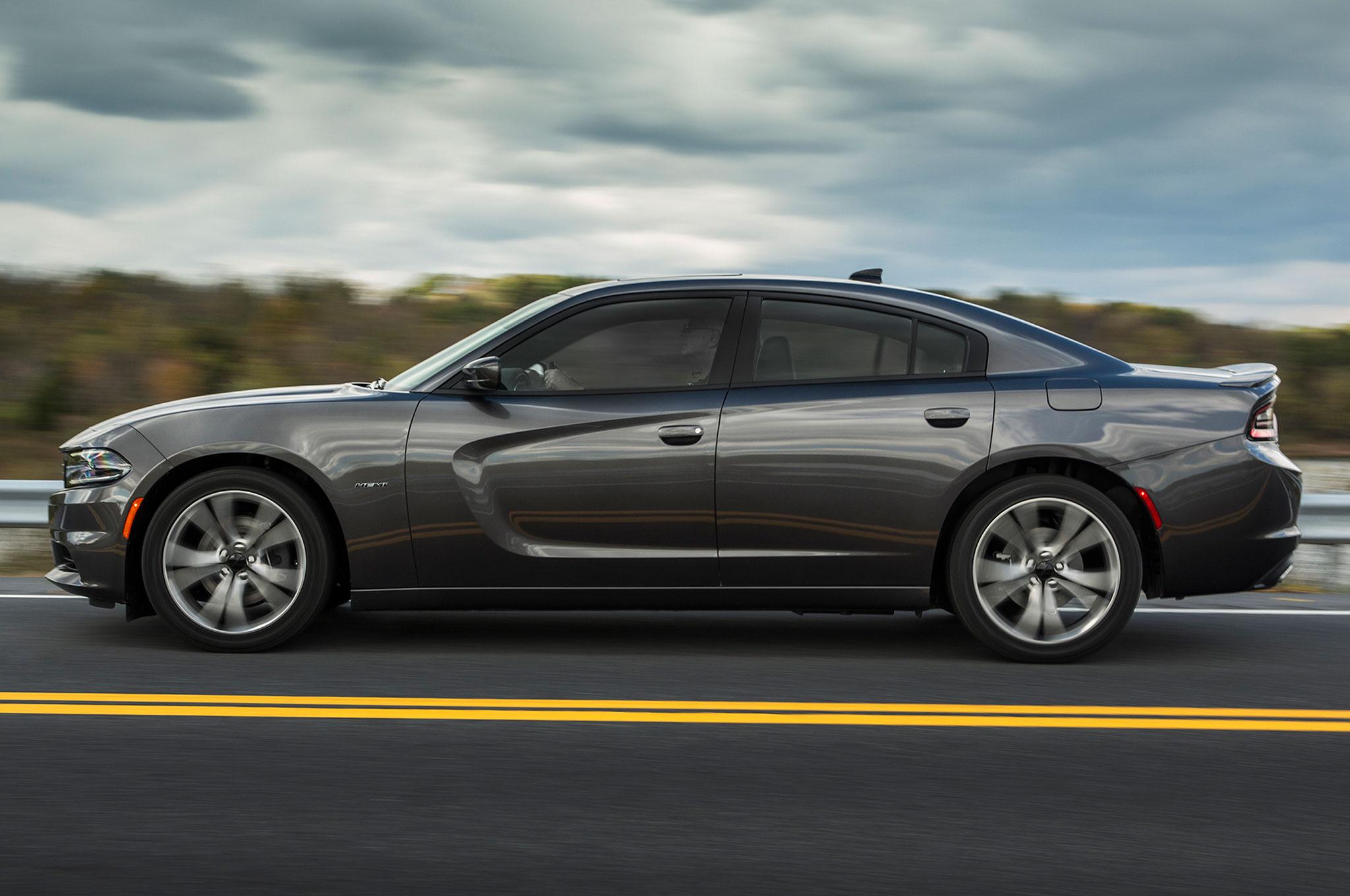 Mopar Launches Limited Edition 2015 Dodge Charger R T