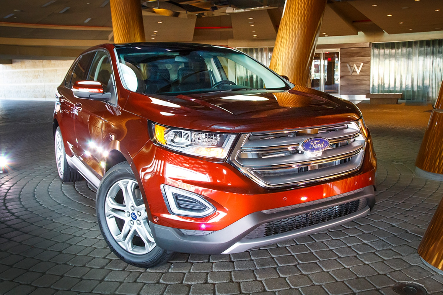 Ford Edge Front End