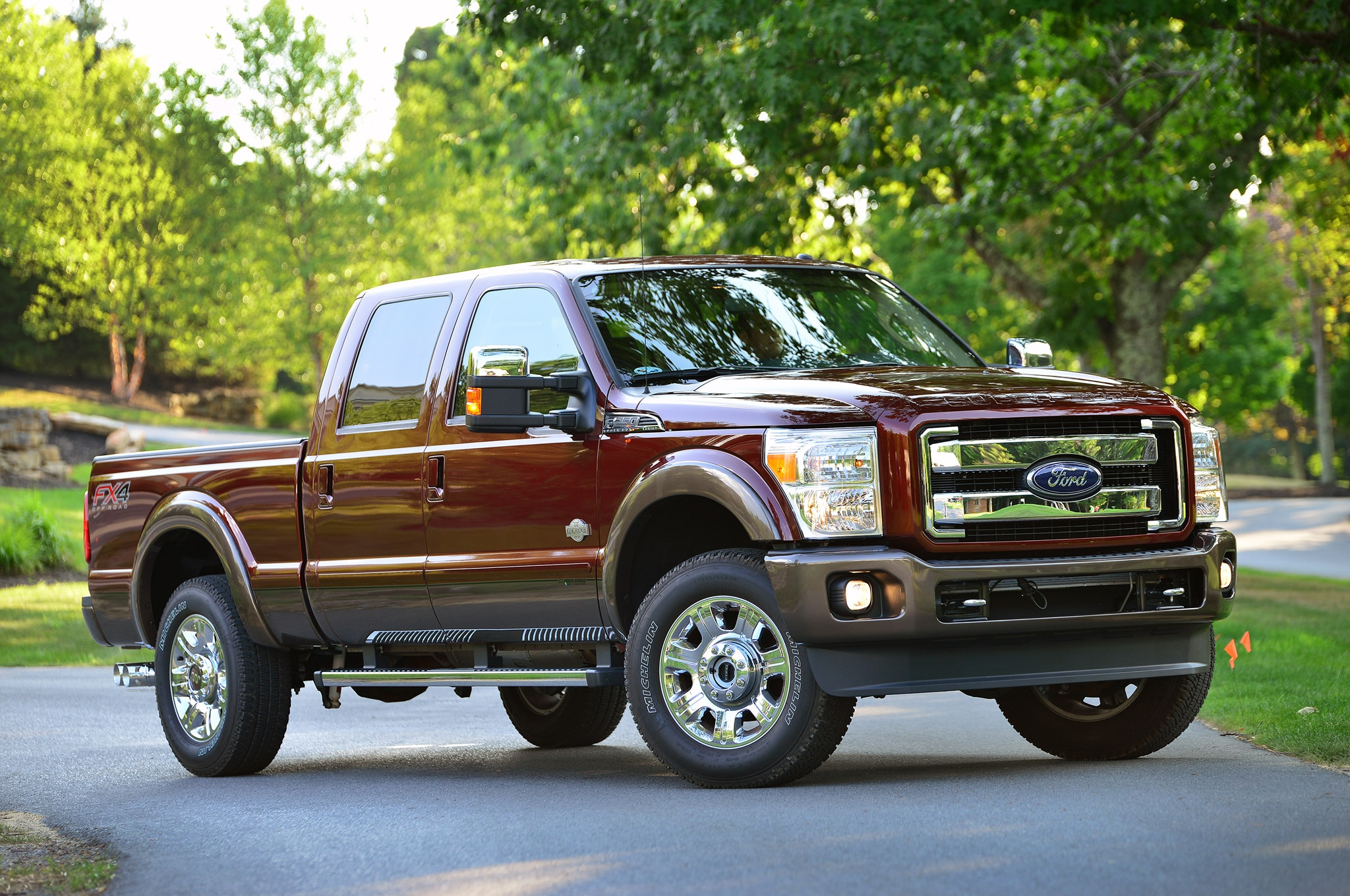 Hennessey VelociRaptor SUV is Spawned from a Ford F 250 Pickup