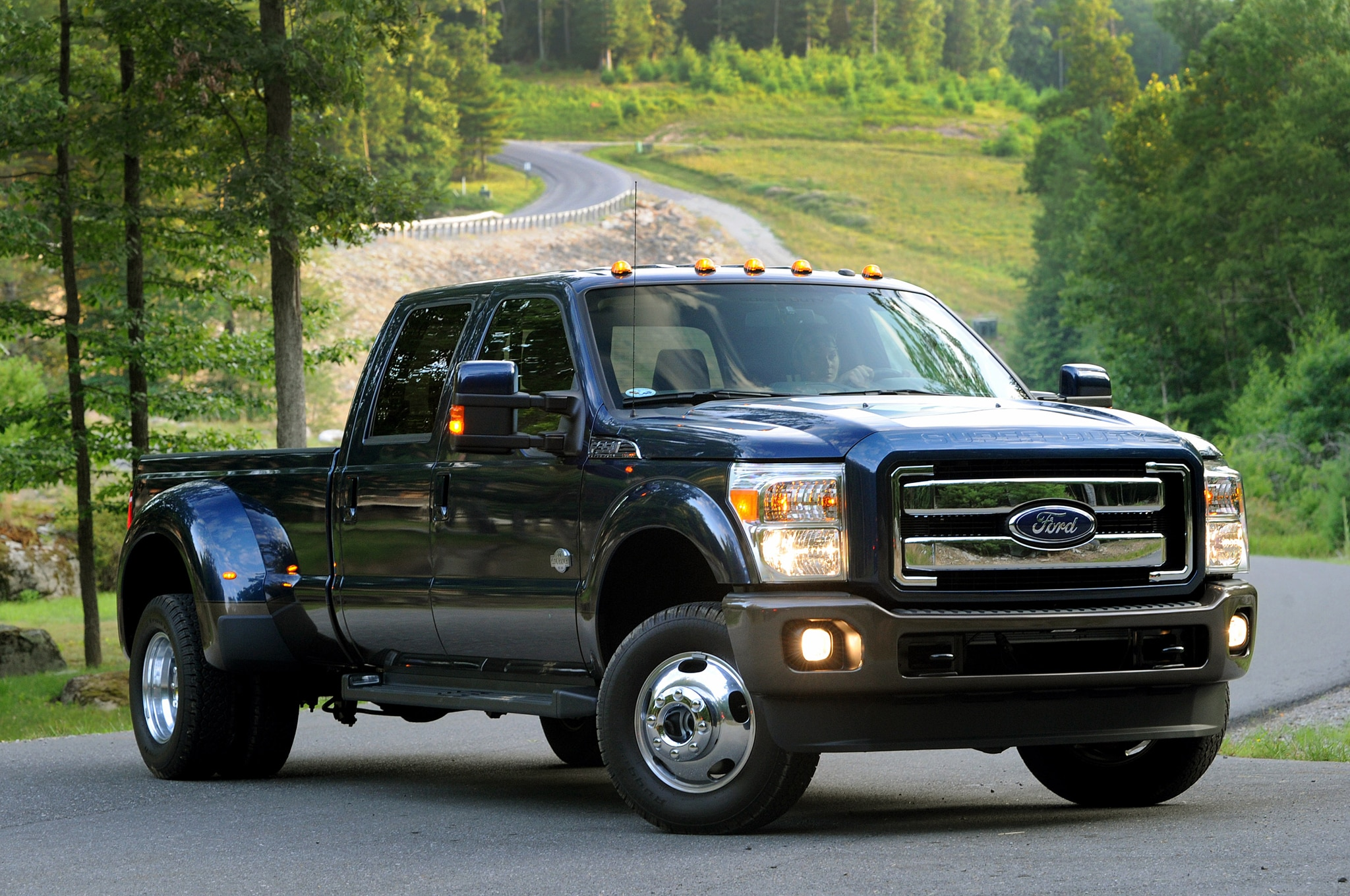 Ford Towing Guide >> 2015 Ford F-Series Super Duty First Look - Automobile Magazine