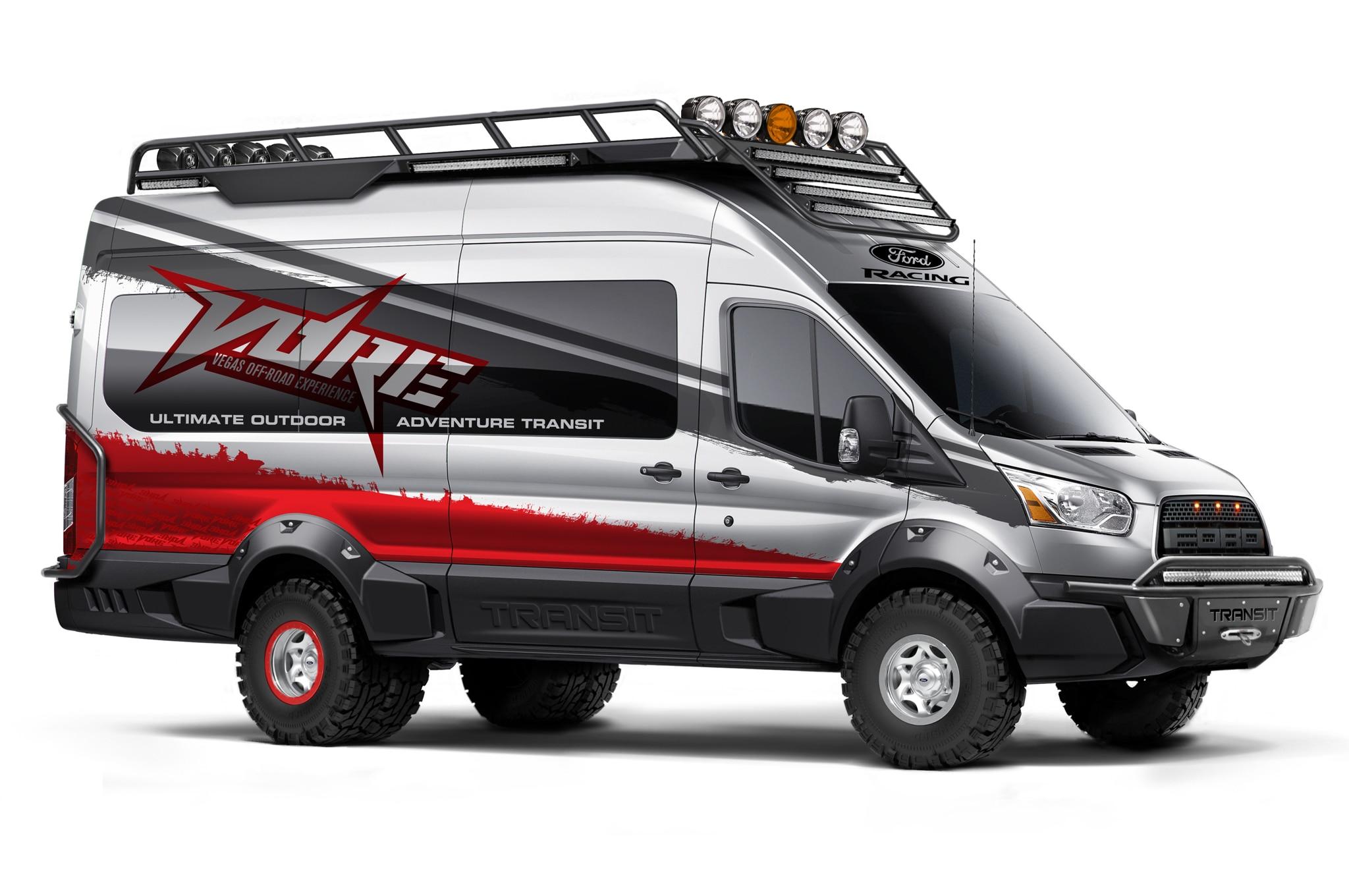 Ford Transit 150 >> 2015 Ford Transit Cargo Van Review