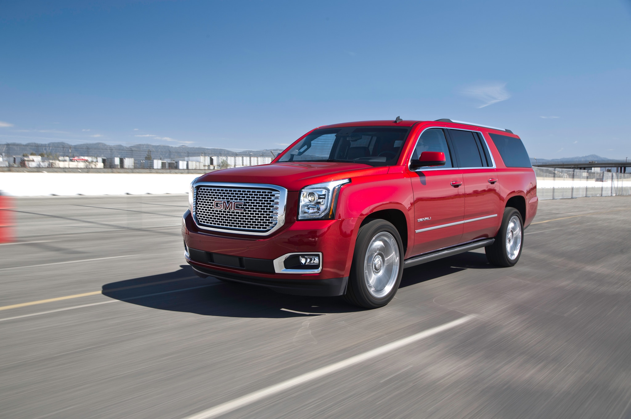 2015 Gmc Yukon And Yukon Xl Review Automobile Magazine