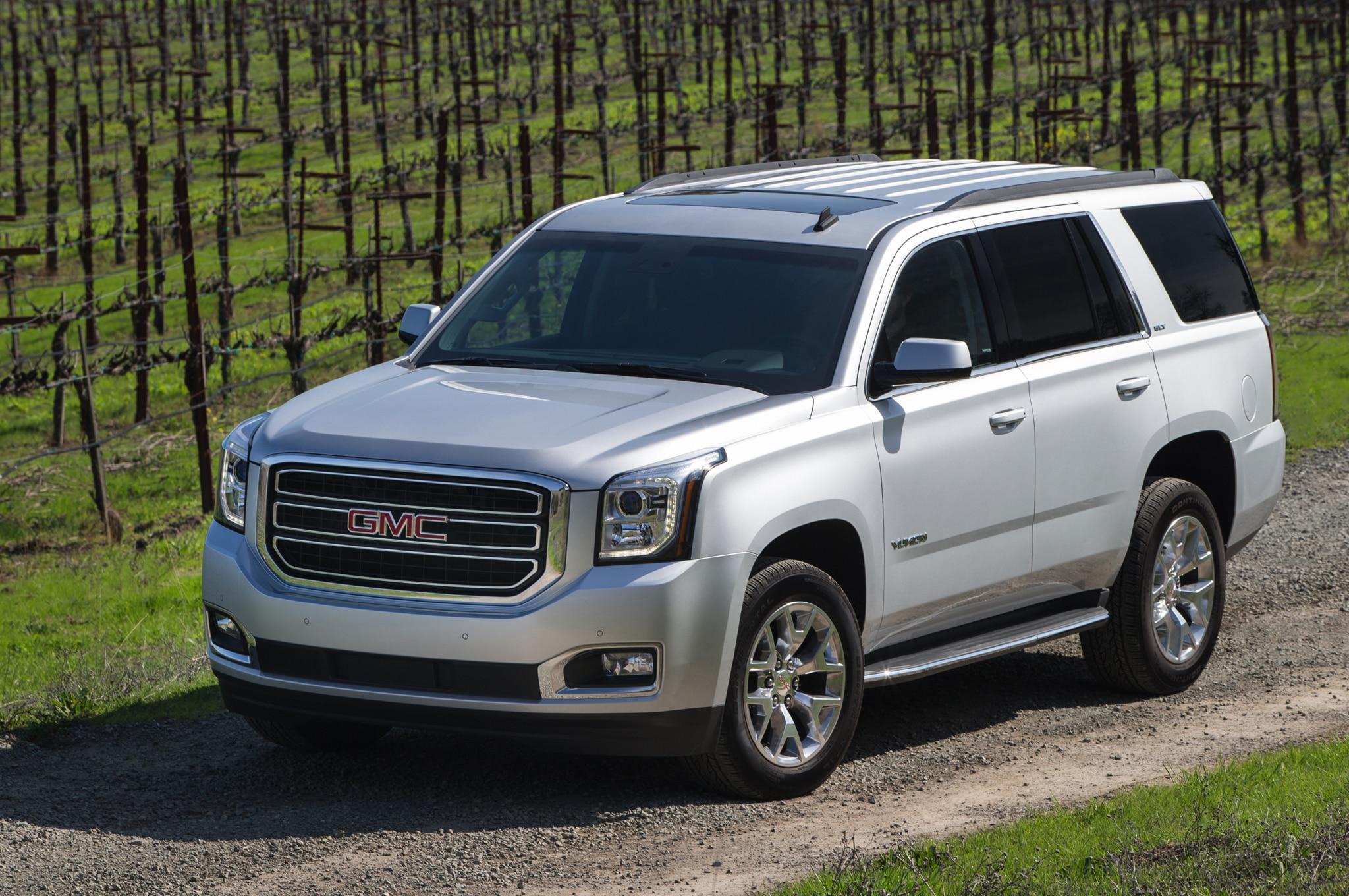 2015 GMC Yukon and Yukon XL Review - Automobile Magazine