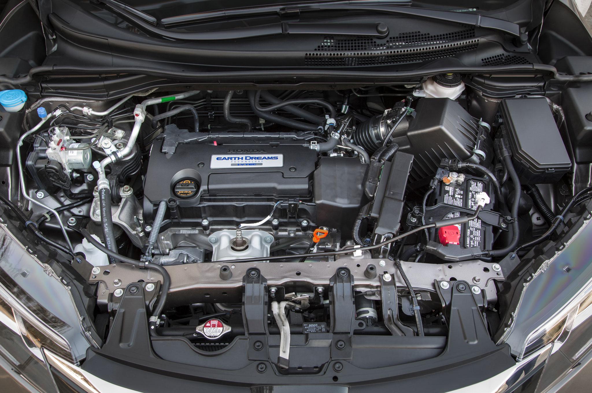 2015 Honda CR V Engine 2