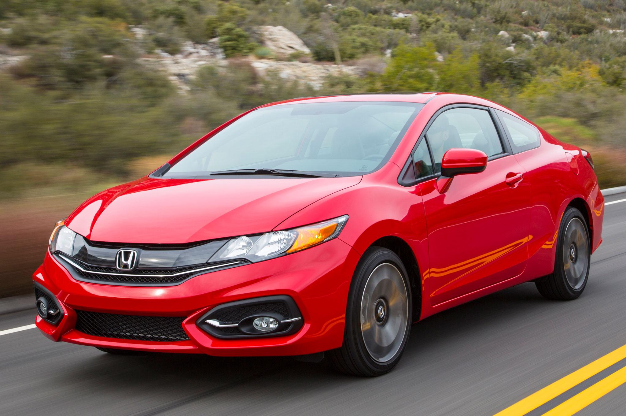 2015 Honda Civic Si Gets Modest Price Increase