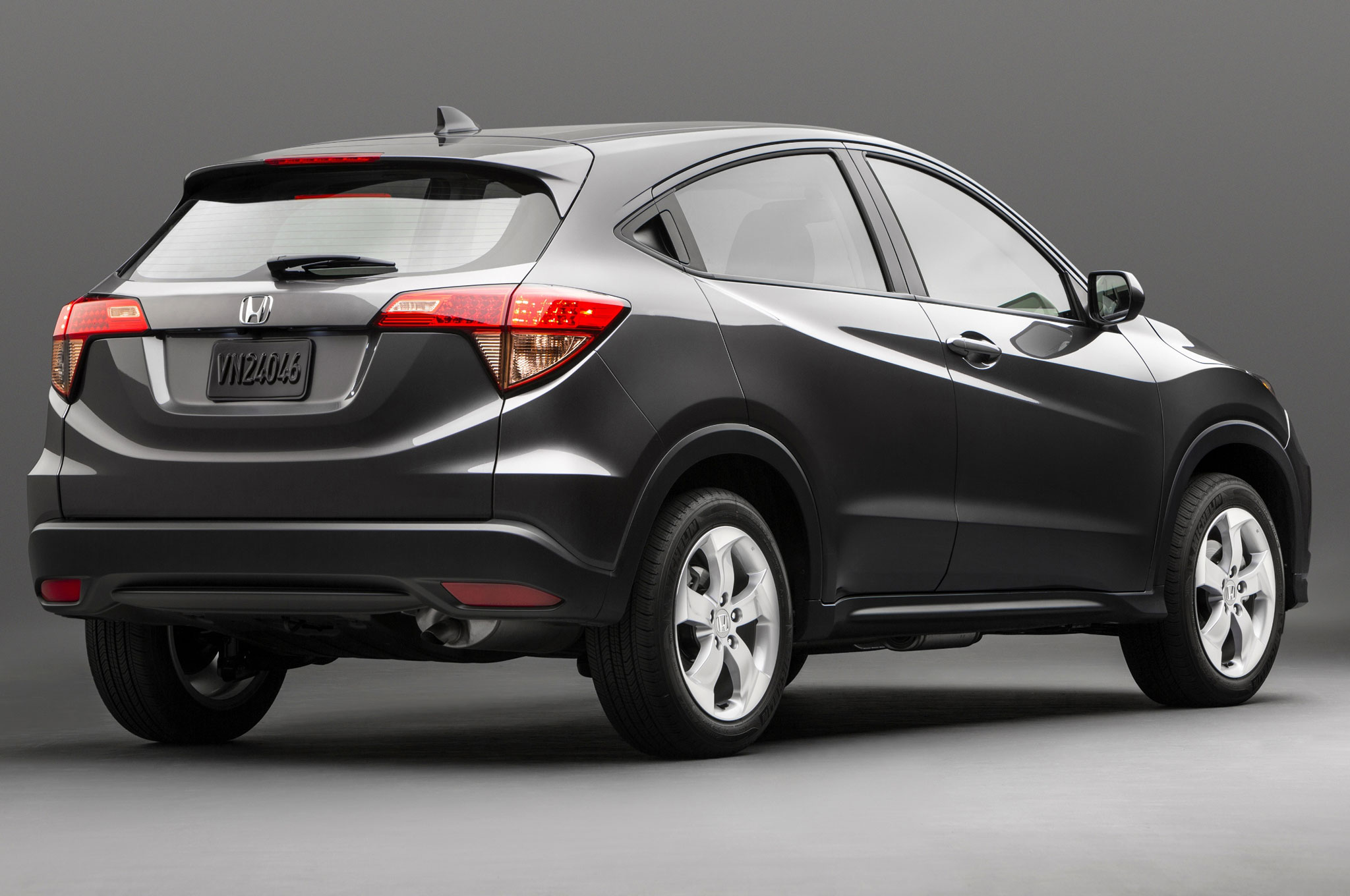 2015 Honda HR V Rear Side View