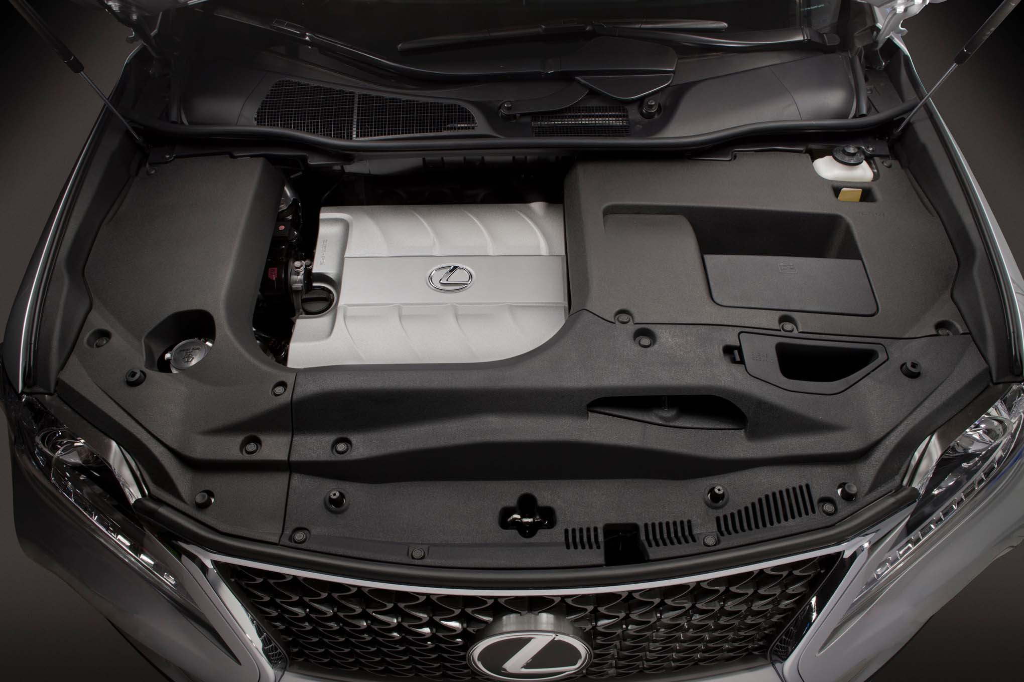 Lexus gx470 engine cover | Lexus GX470 Parts and Accessories at
