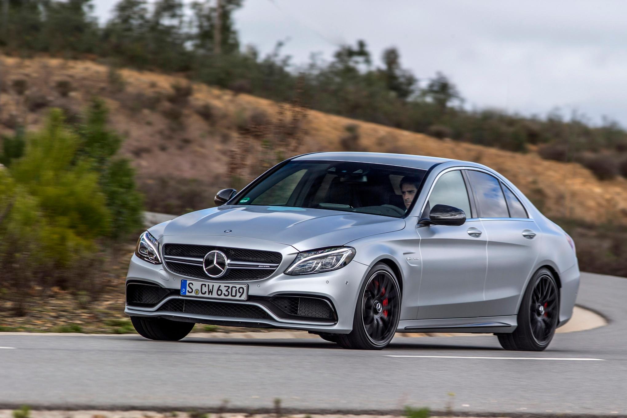2015 Mercedes-AMG C63, C63 S Pricing Announced