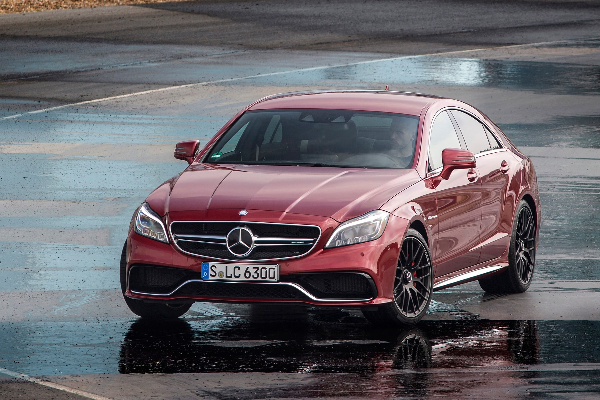 2015 mercedes benz cls class review. Black Bedroom Furniture Sets. Home Design Ideas