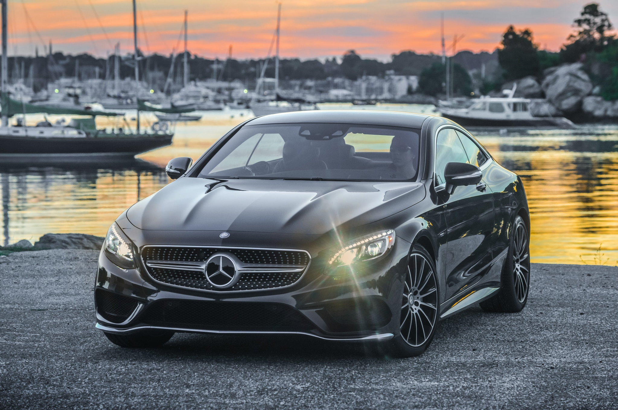 2014 Mercedes Benz S550 And S63 Amg Around The Block