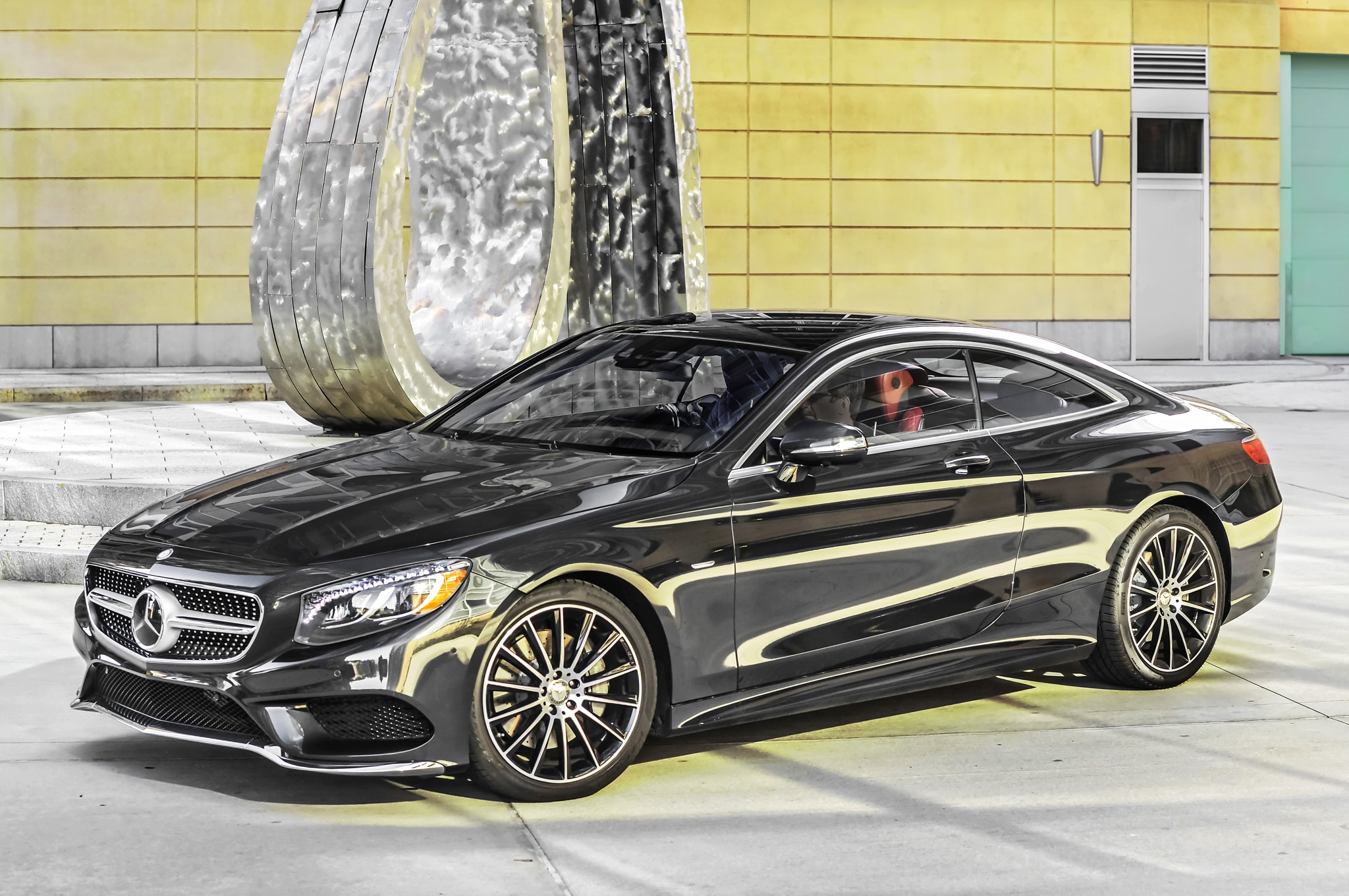 2015 Mercedes-Benz S550 Plug-in Hybrid Review
