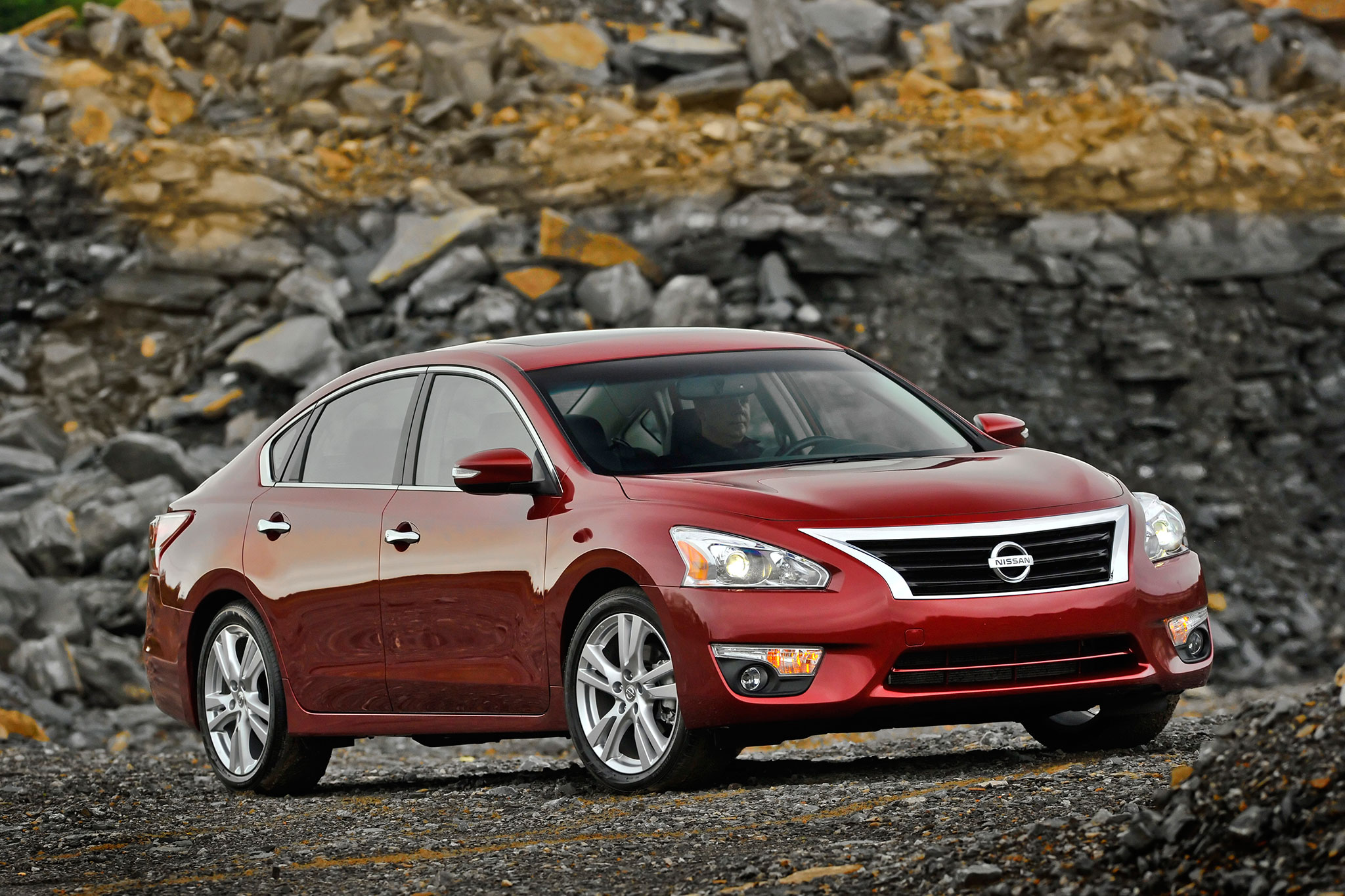 Nissan Altima: Cooling or heating (AUTO)