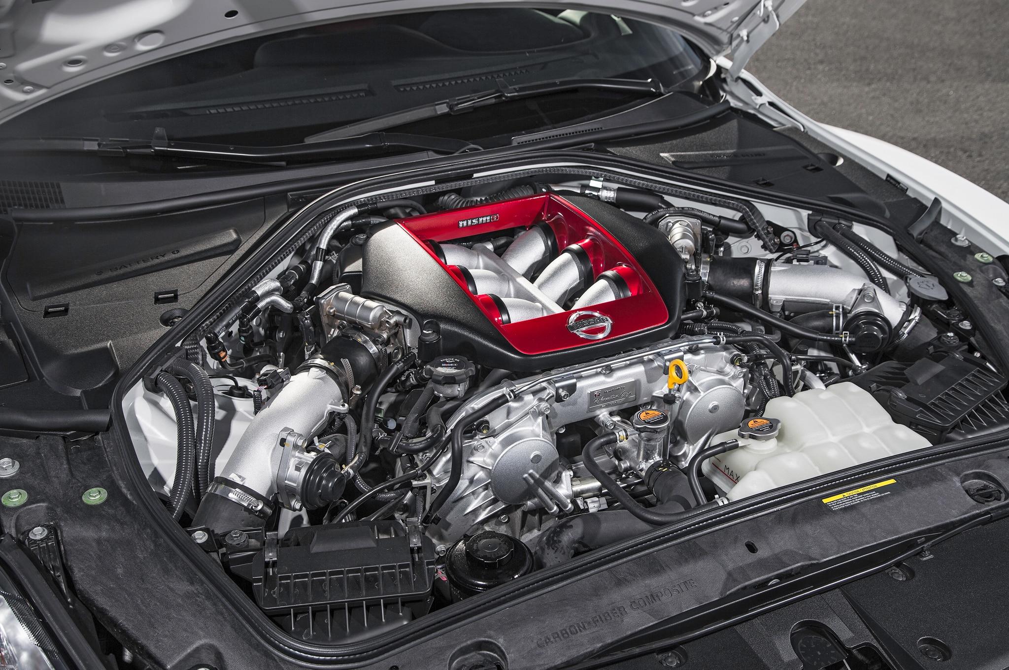2015 Nissan GT-R Premium Review