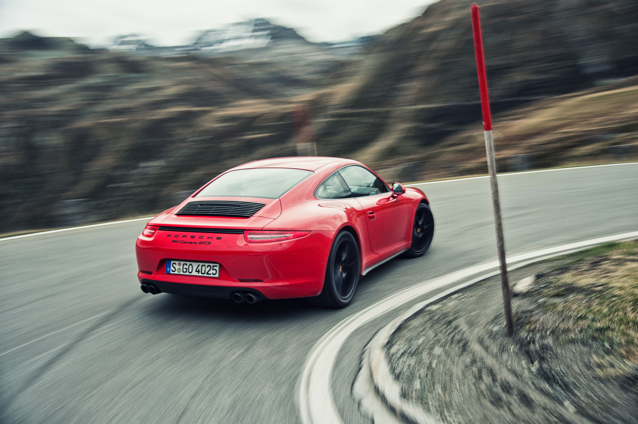 2015 Porsche 911 Carrera Gts Debuts With 430 Hp