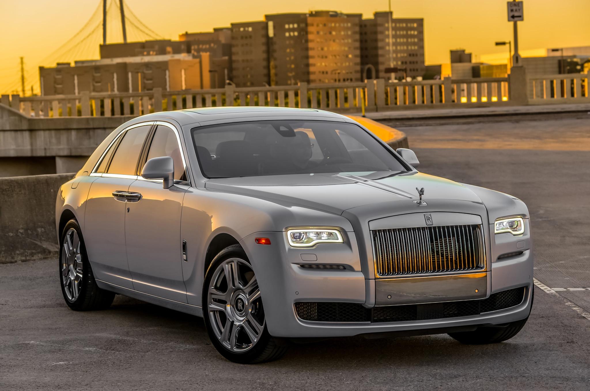 Rolls-Royce Unveils Suhail Collection for Phantom, Wraith ...