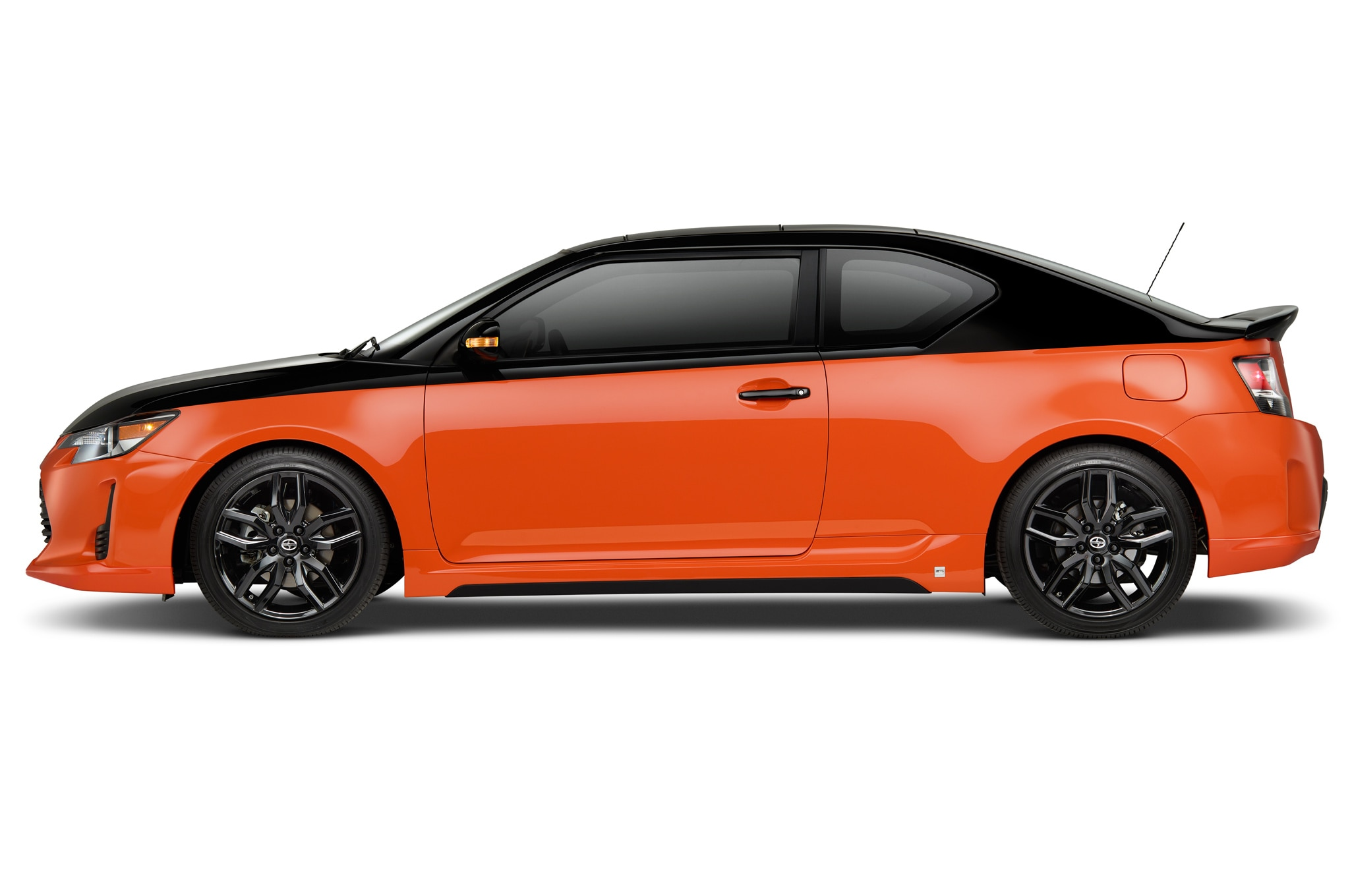 2017 Scion Tc Release Series 9 Side View