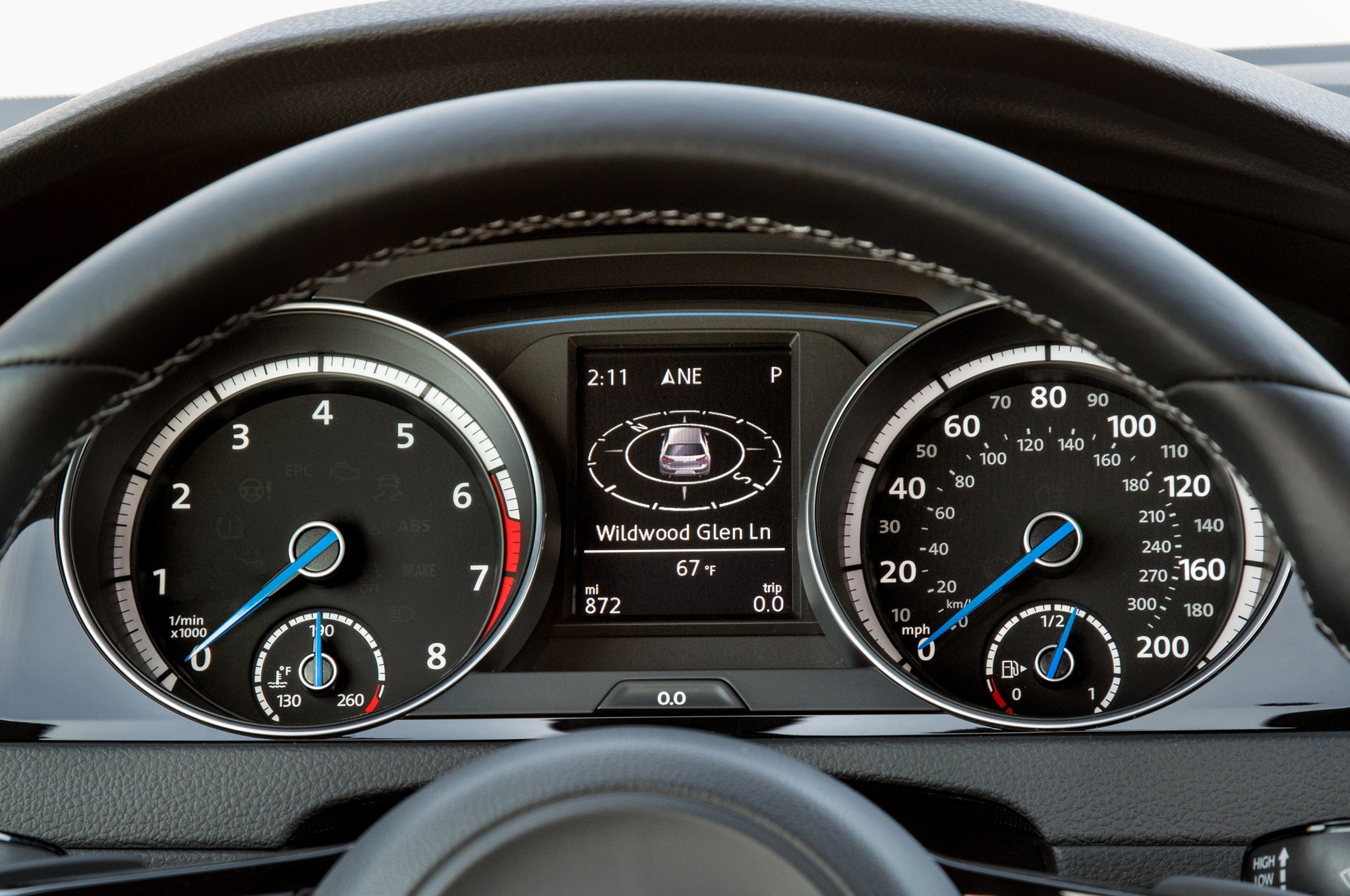 2015 Volkswagen Golf R vs. 2016 Subaru WRX STI Series.HyperBlue | Automobile Magazine