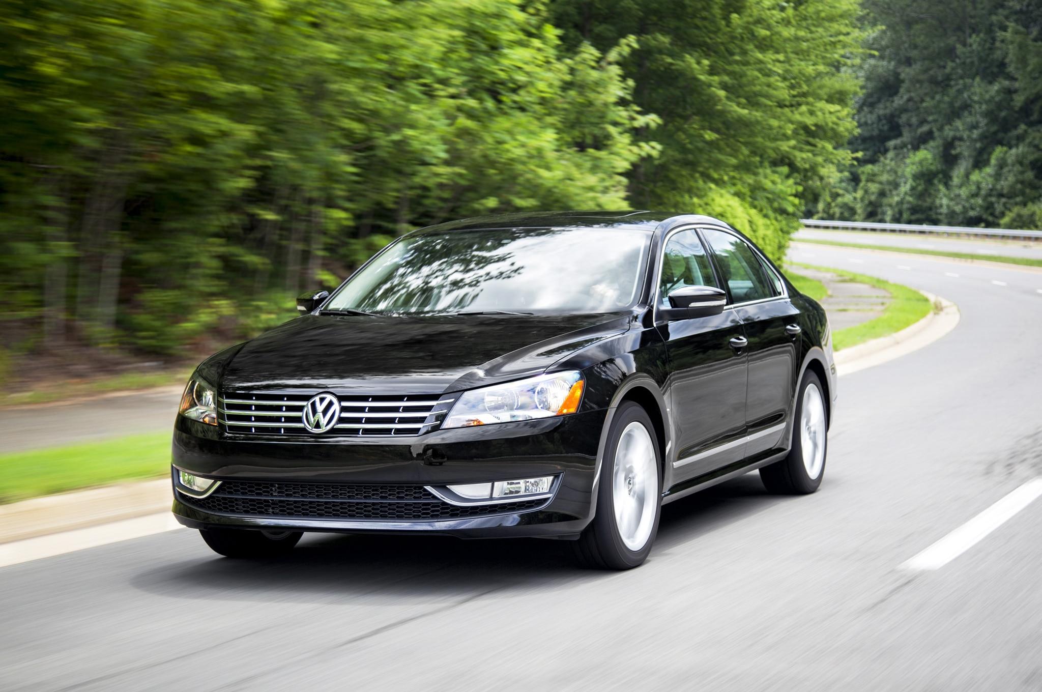 2015 Volkswagen Passat Limited Edition Replaces SE