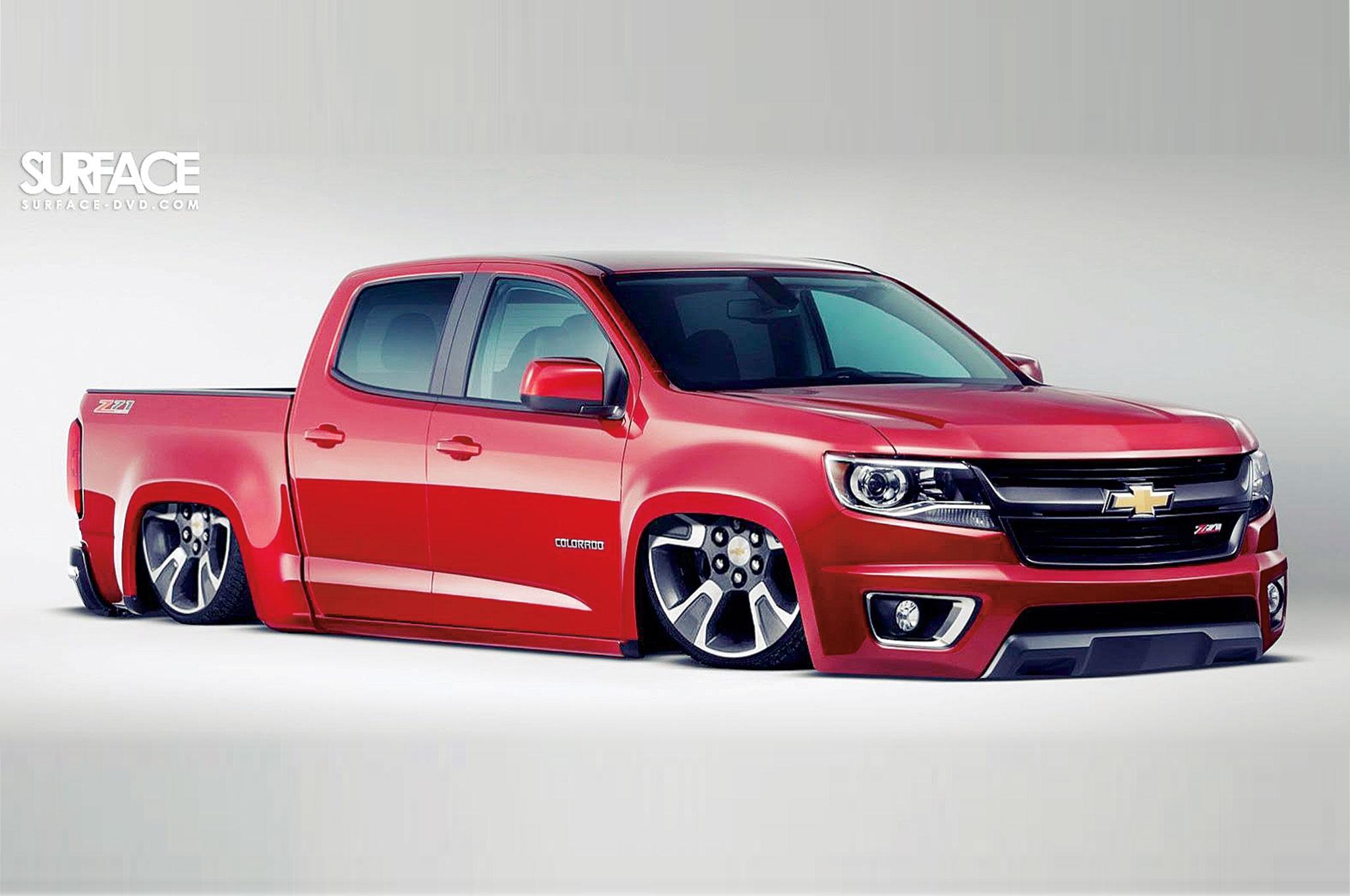 2015 Chevrolet Colorado & GMC Canyon 4 Cylinder Fuel Economy Announced