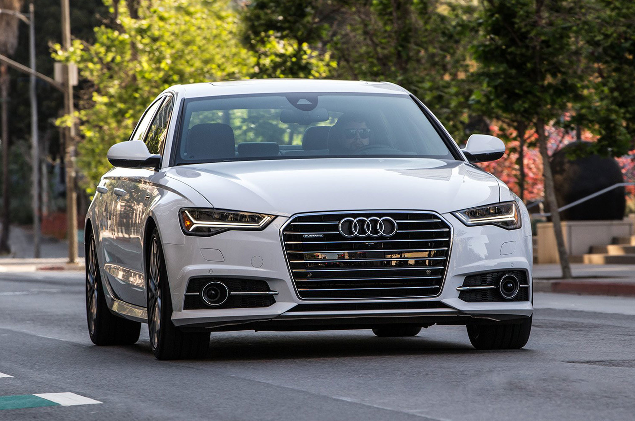 2016 Audi A6 and A7 Get Upgraded Engines, Bound for L.A. Show Audi A Black China on land rover china, mercedes c class china, audi a3 china, jeep cherokee china,