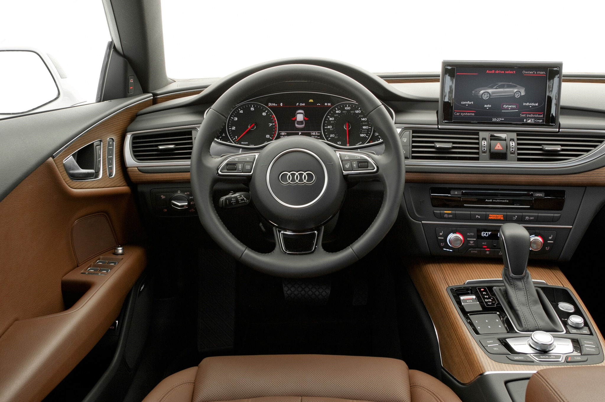 Audi A And A Get Upgraded Engines Bound For LA Show - Audi 87