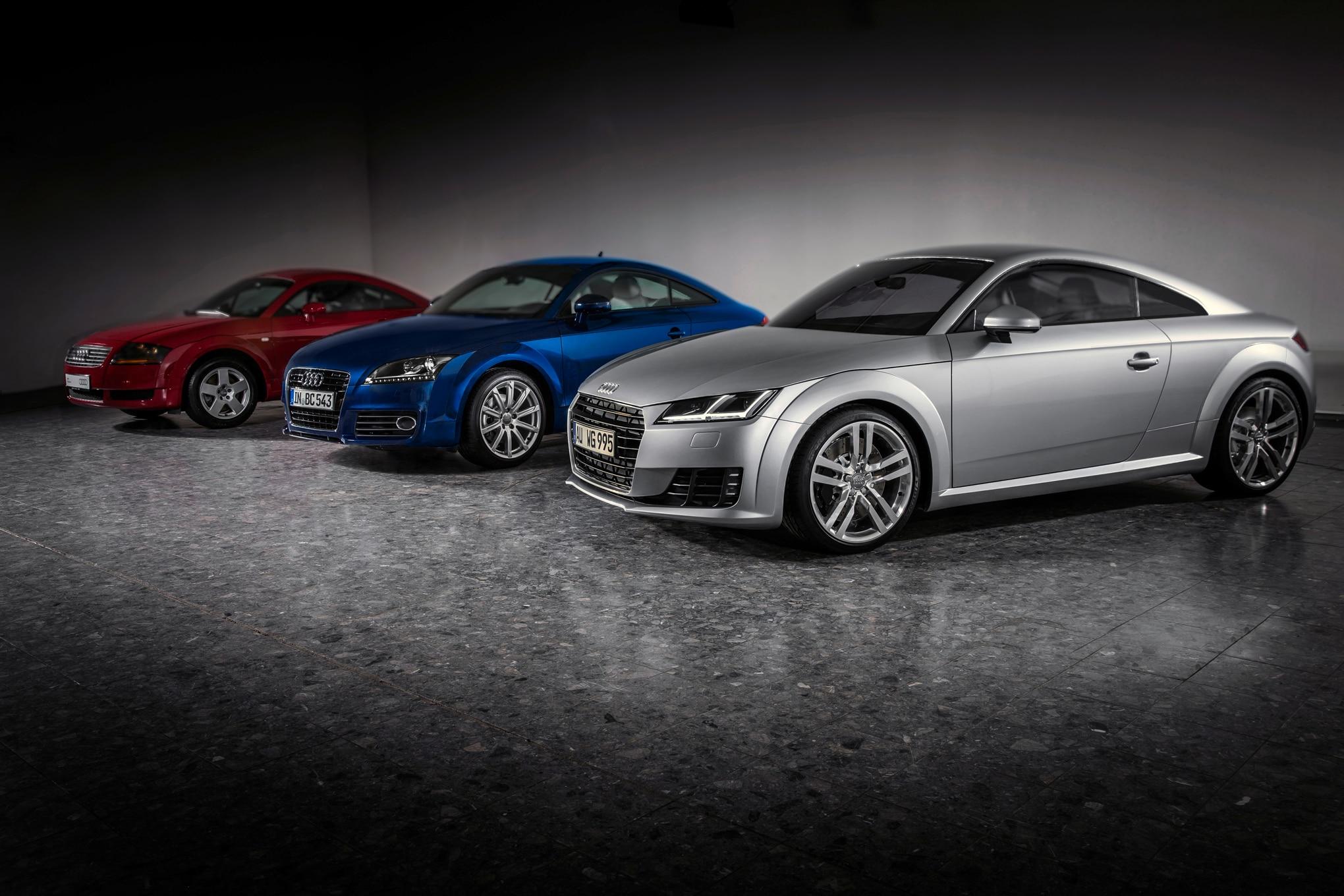 2016 Audi TT/TTS Roadster Review