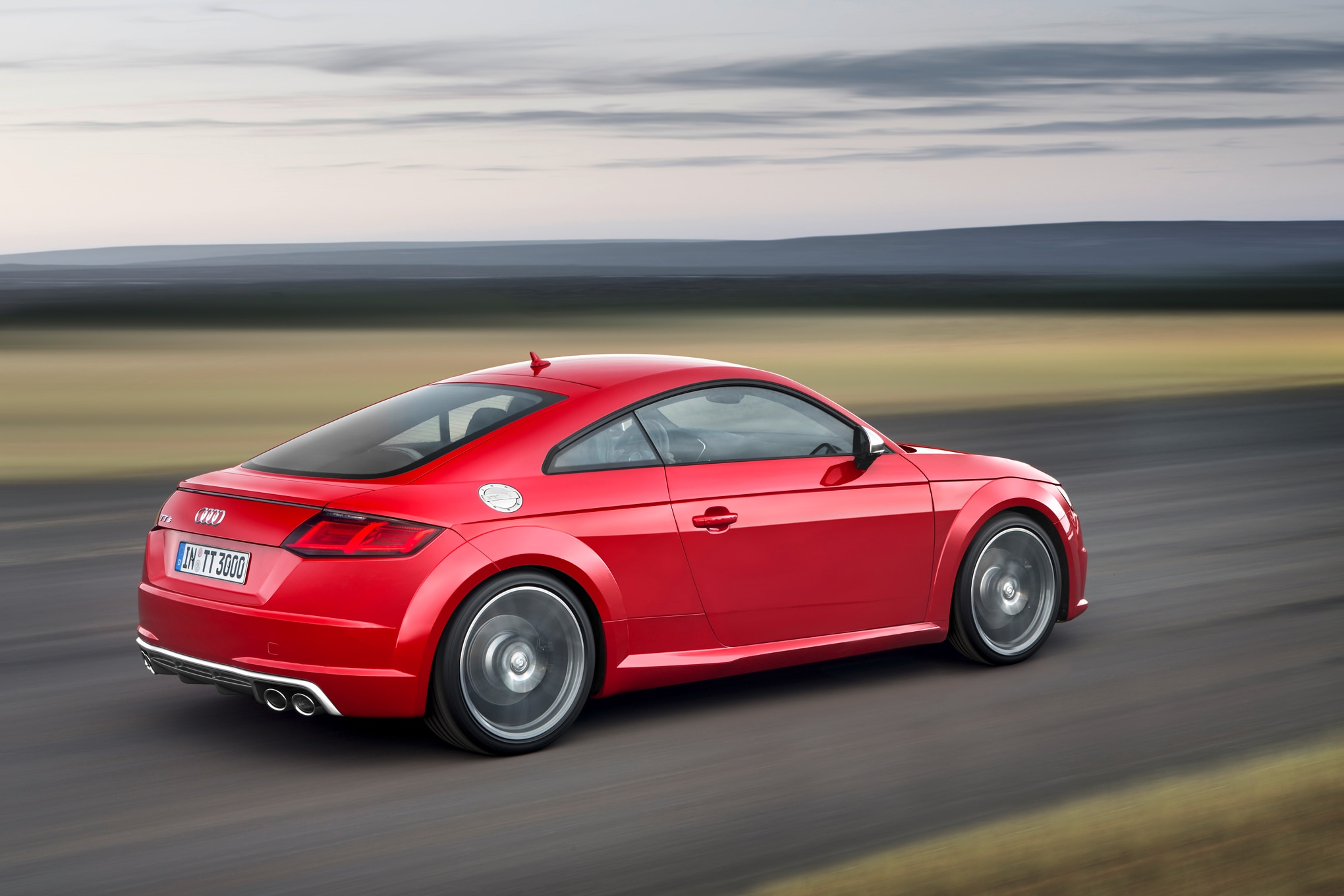 2016 Audi TT and TTS Roadster Headed for Paris Auto Show