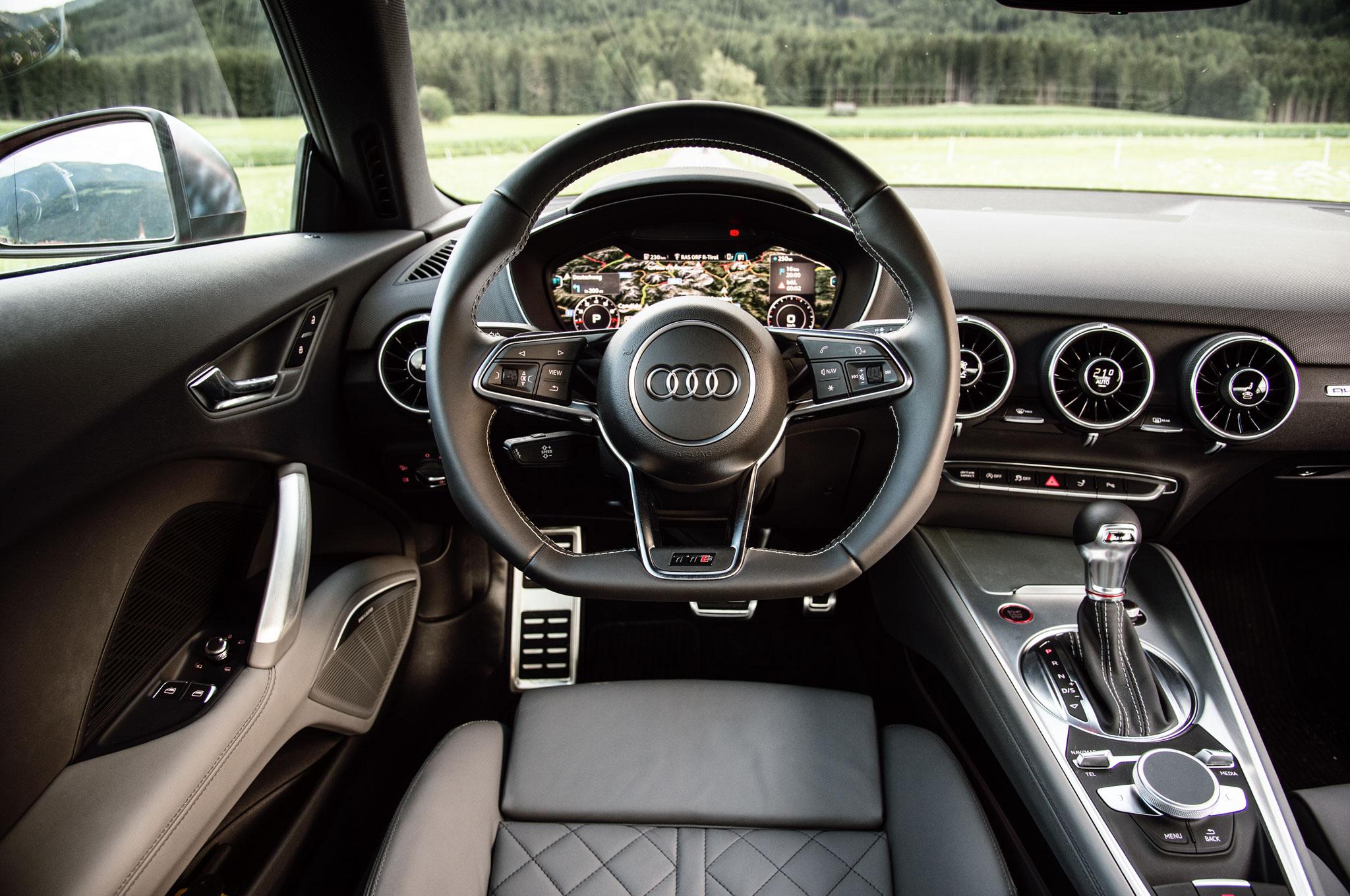 Audi TTS One Week Review Automobile Magazine - Audi tts