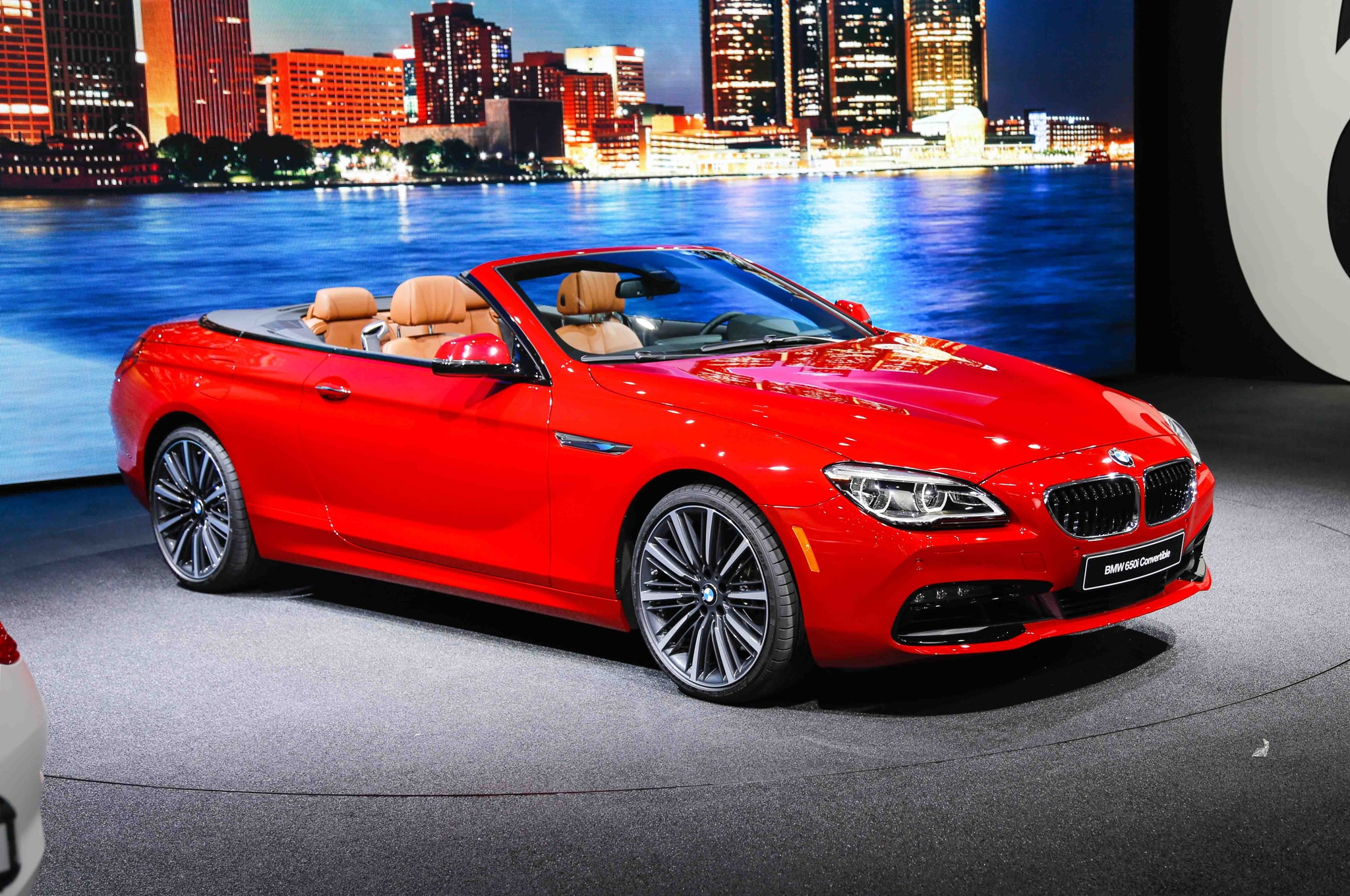 2016 BMW 6 Series Convertible 3