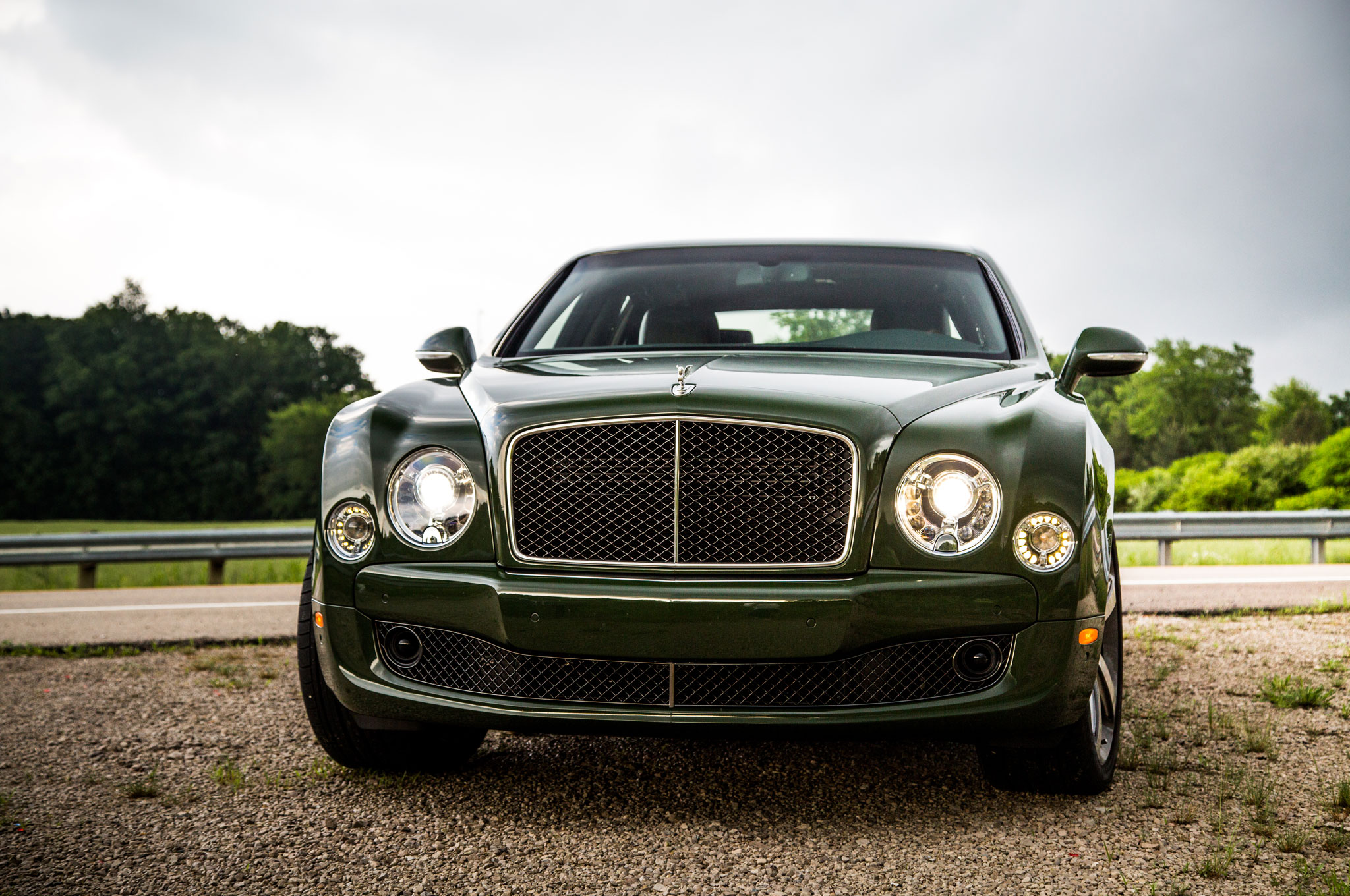 2016 Bentley Mulsanne Speed Review