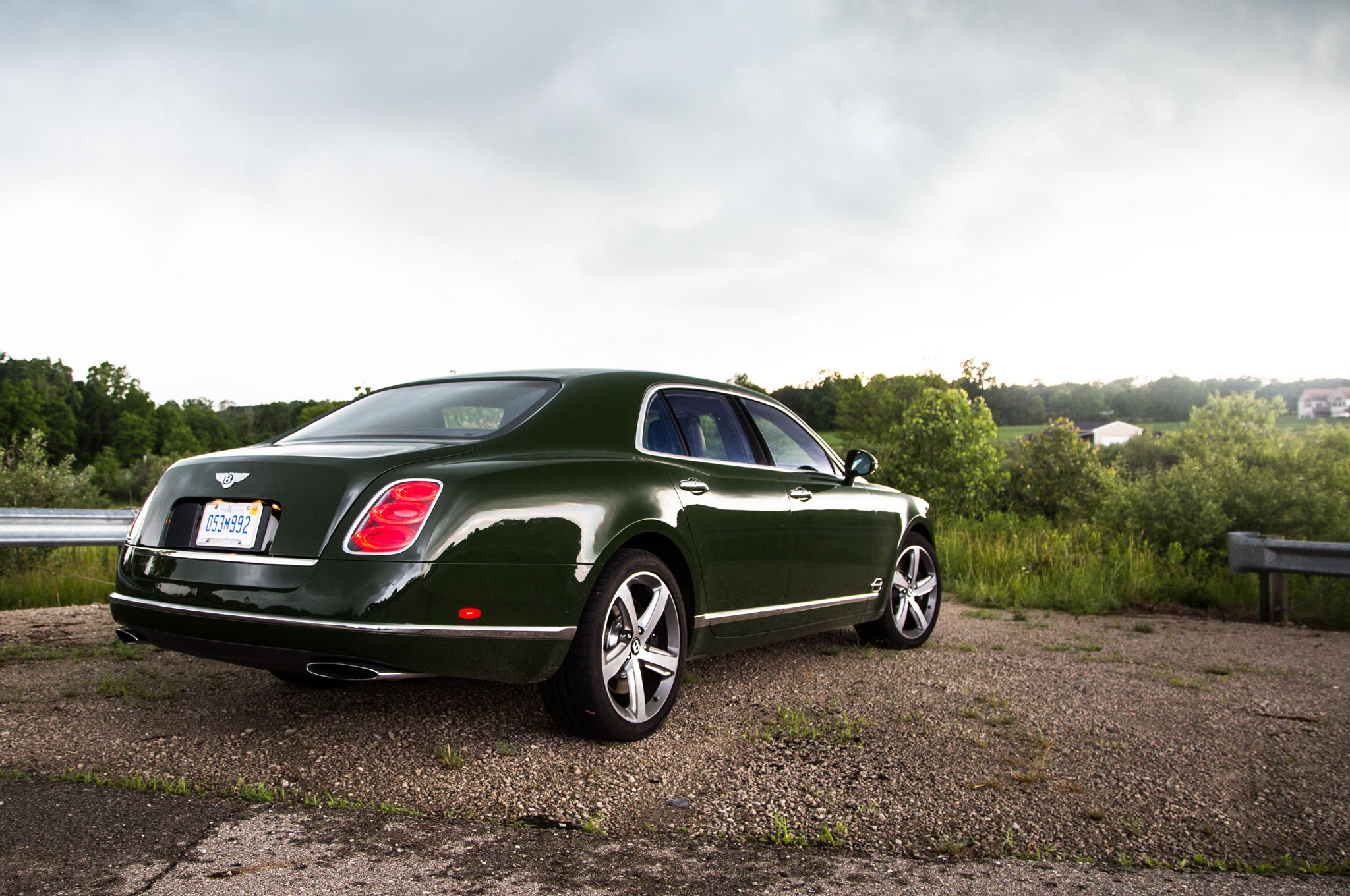2016 Bentley Mulsanne Speed Review