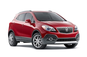 Research 2016                   BUICK Encore pictures, prices and reviews