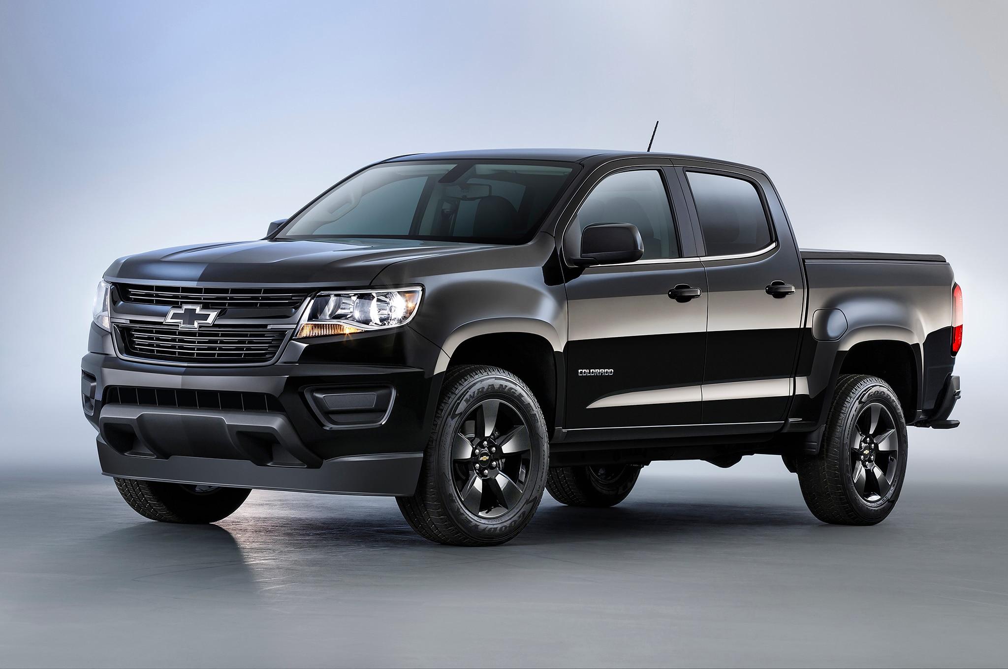 2016 Chevrolet Colorado Sel Auto Express