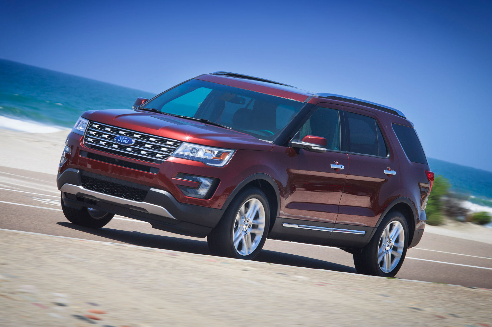 2016 Ford Explorer Limited >> One Week With: 2016 Ford Explorer Platinum