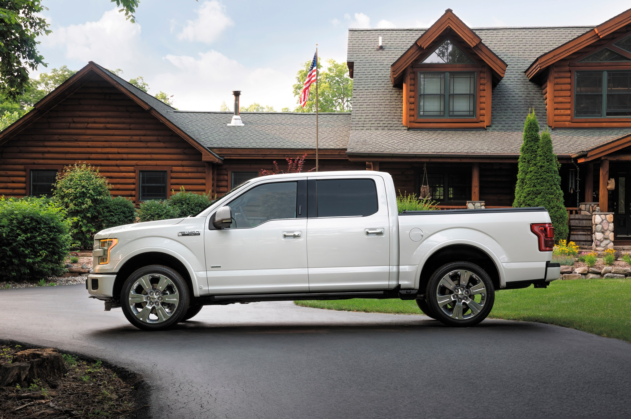 2016 Ford F 150 Gets Special Edition Appearance Package