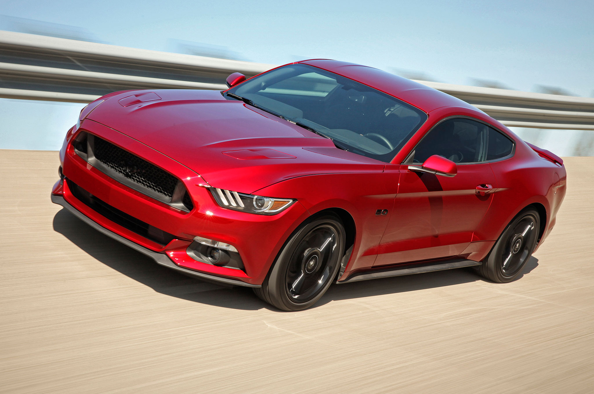 Quick Take 2016 Ford Mustang Gt California Edition Automobile