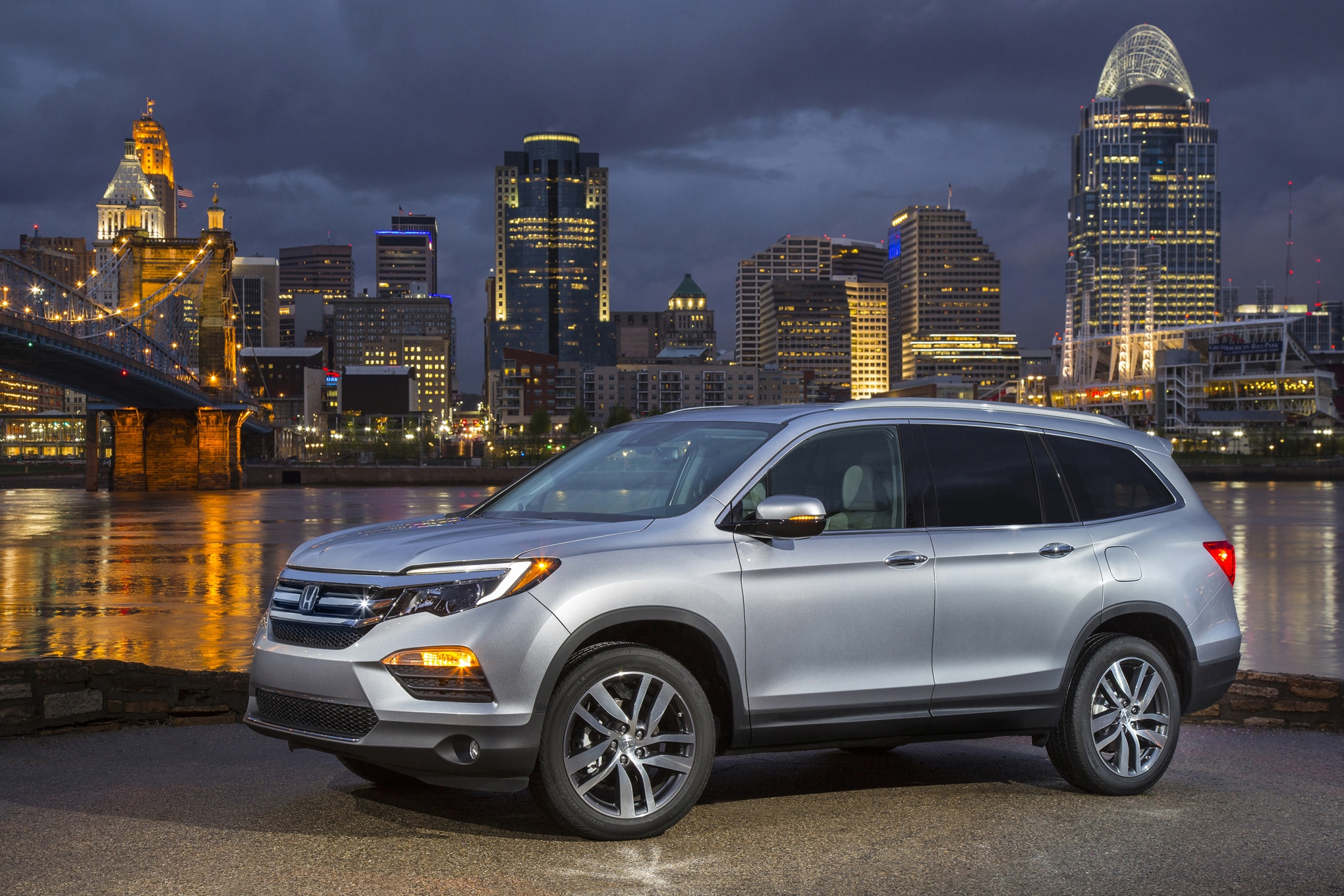 Honda Tough: Taking the Pilot to the Air
