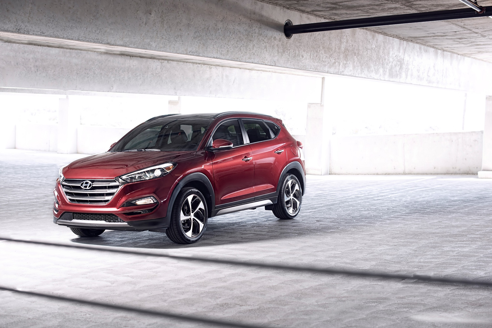 6 Unusual New Features in the 2016 Hyundai Tucson