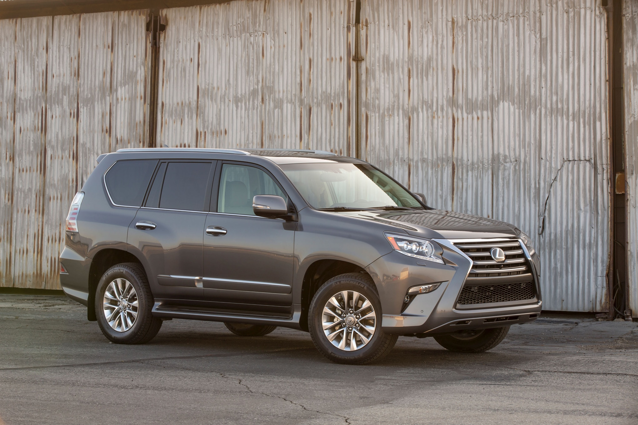 2016 lexus gx460 quick take review automobile magazine. Black Bedroom Furniture Sets. Home Design Ideas