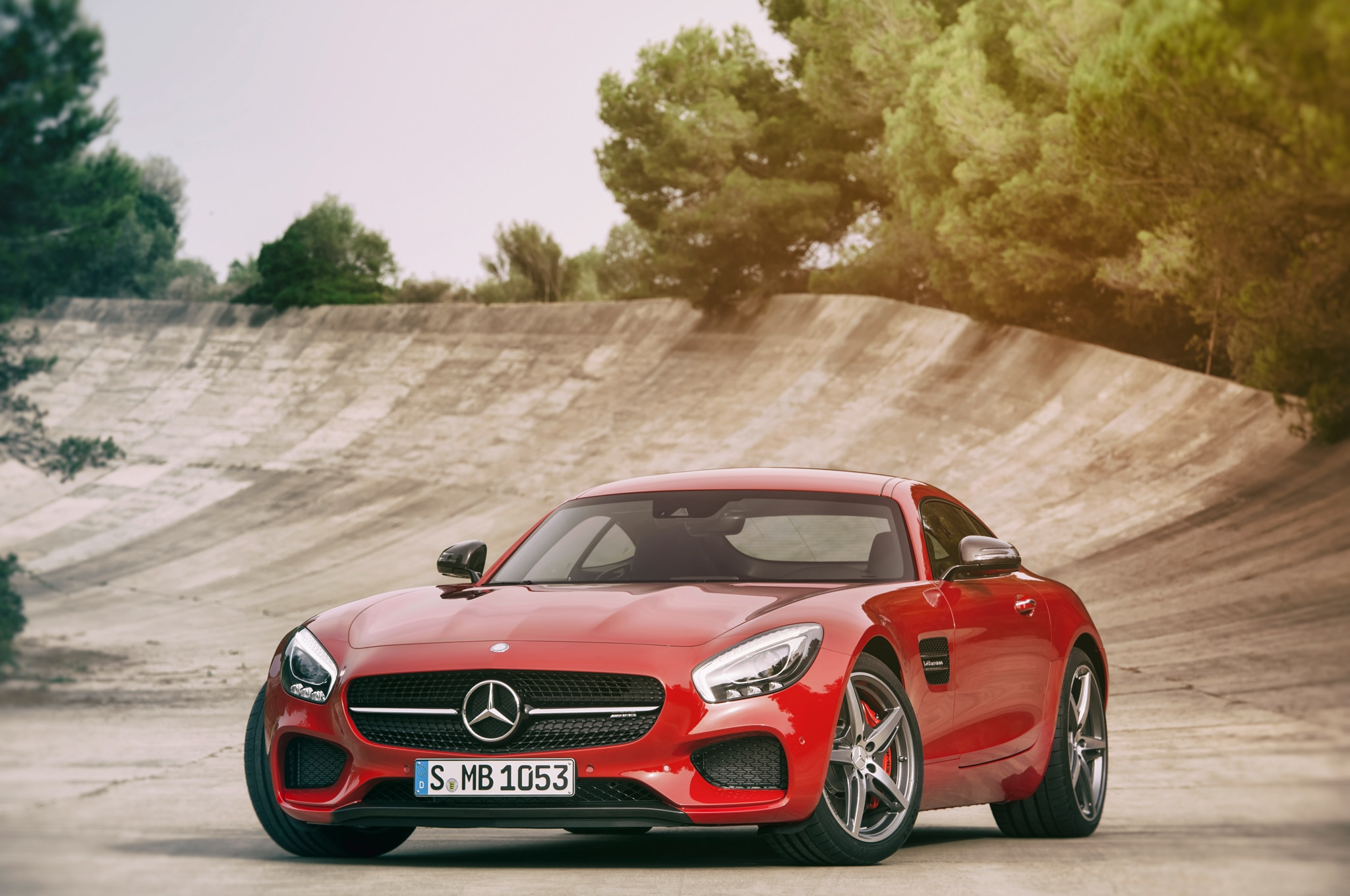 One Week With: 2016 Mercedes-AMG GT S