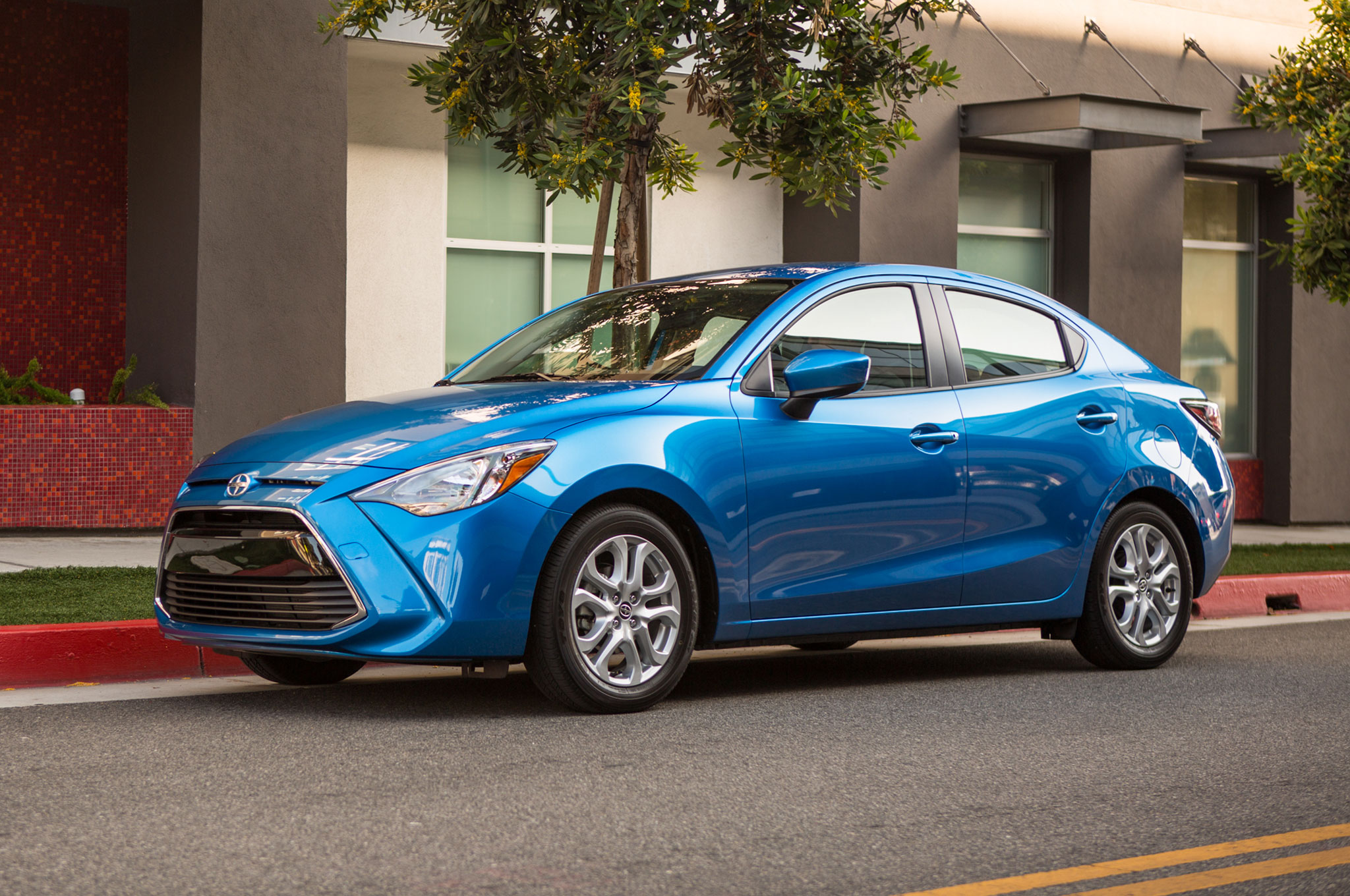 Renamed Compacts Scion Models Become 2017 Toyota Corolla