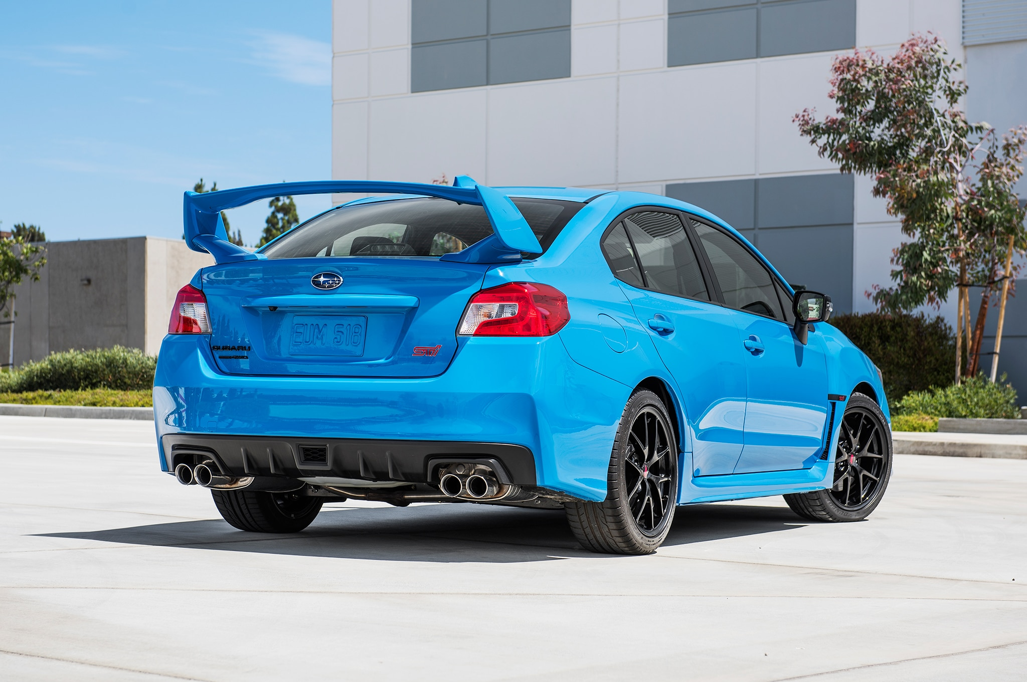 Subaru Sti 0-60 >> 2016 Subaru WRX, WRX STI Receive New Infotainment, Safety Systems