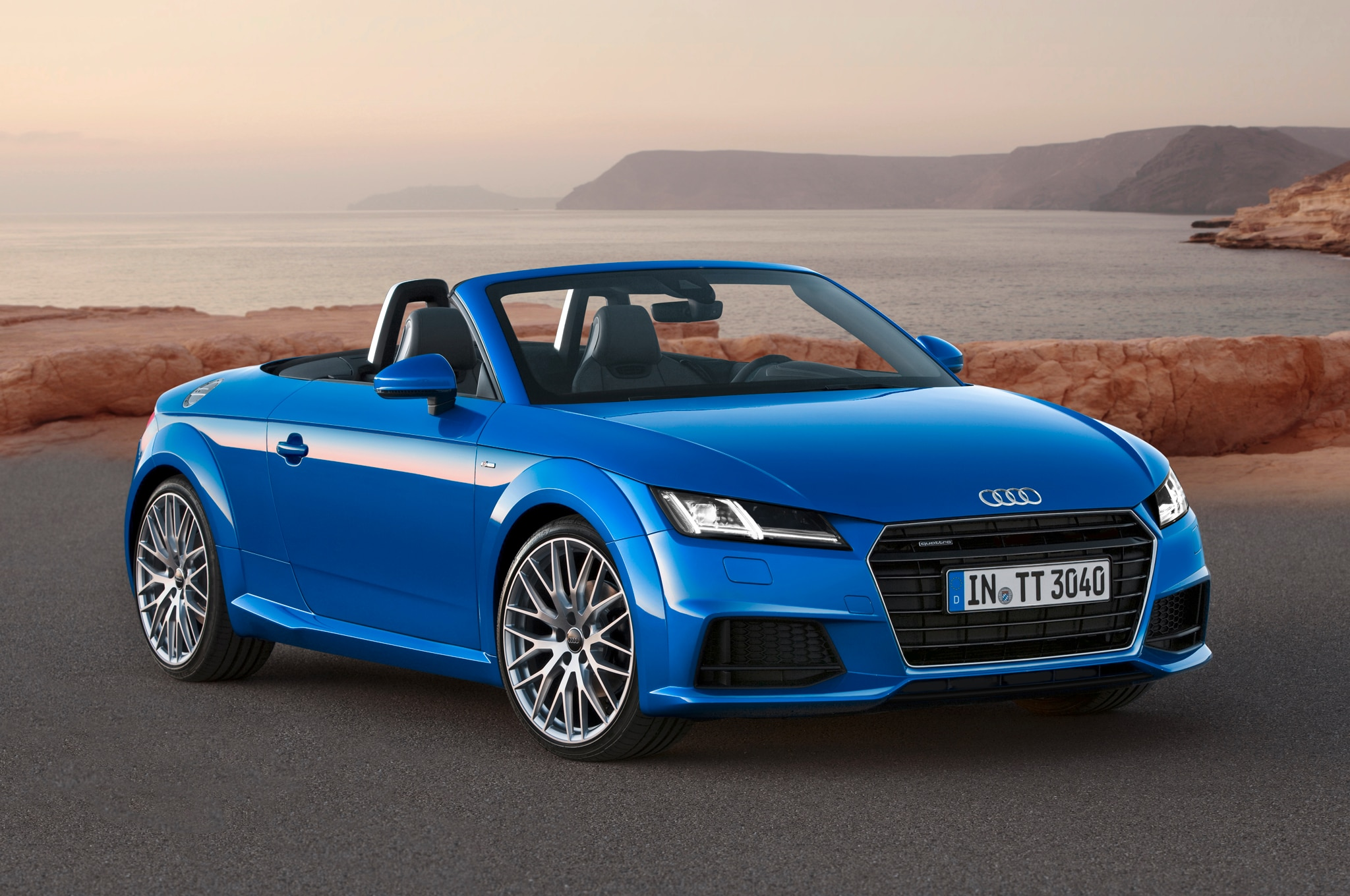 2016 Audi TT/TTS Roadster Review