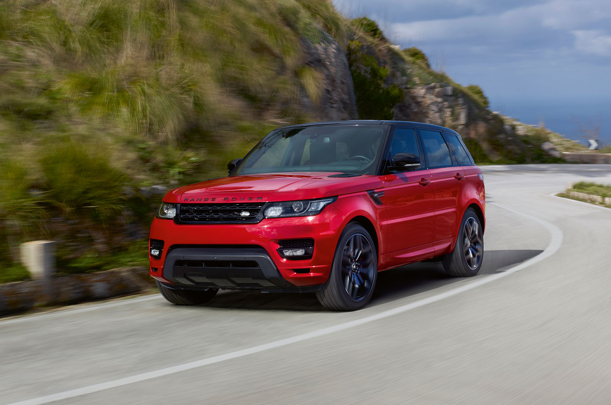 2016 Land Rover Range Rover Sport Adds 380-HP HST Limited Edition