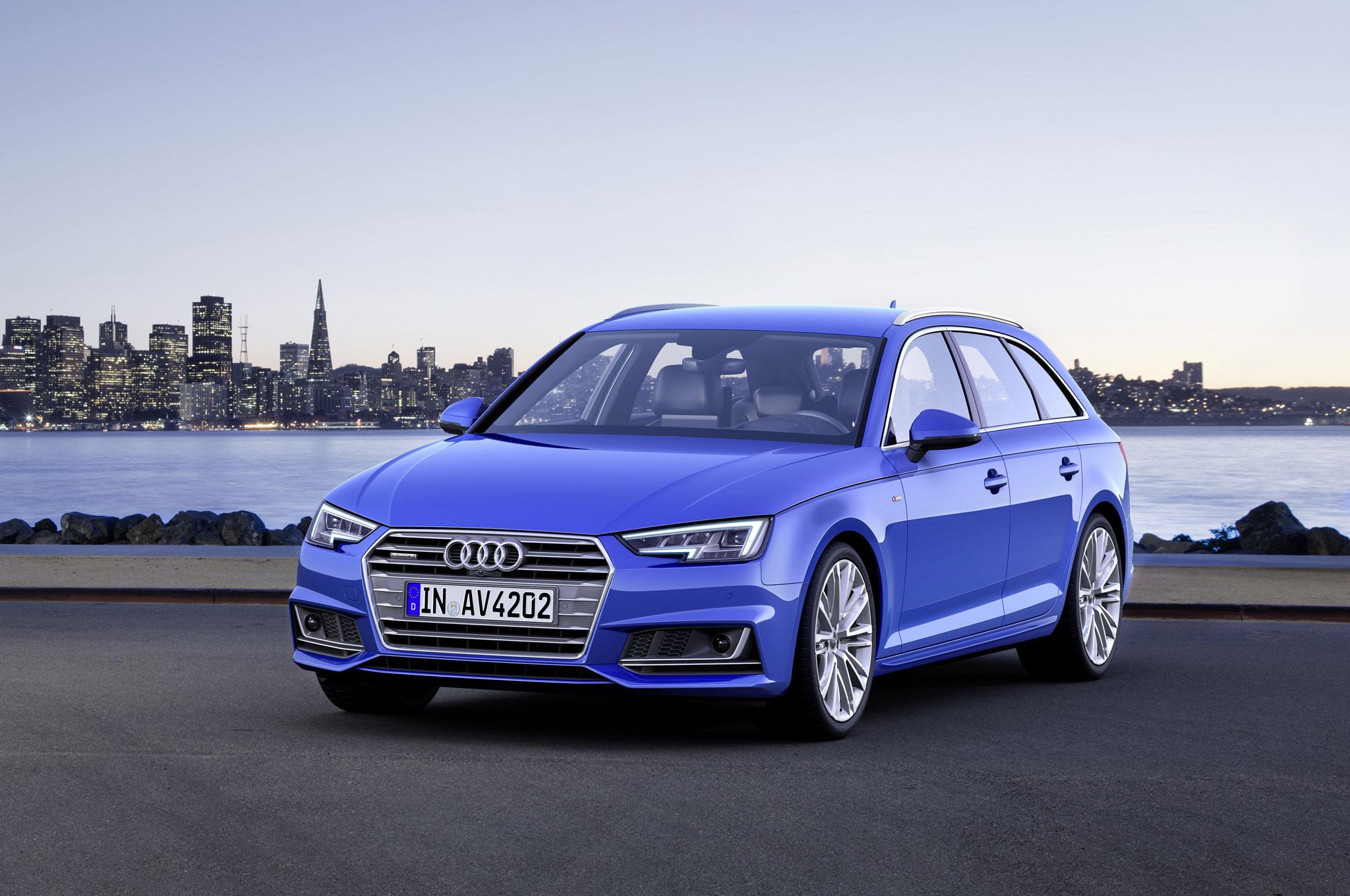 2017 Audi A4 2.0T TFSI Quattro Review